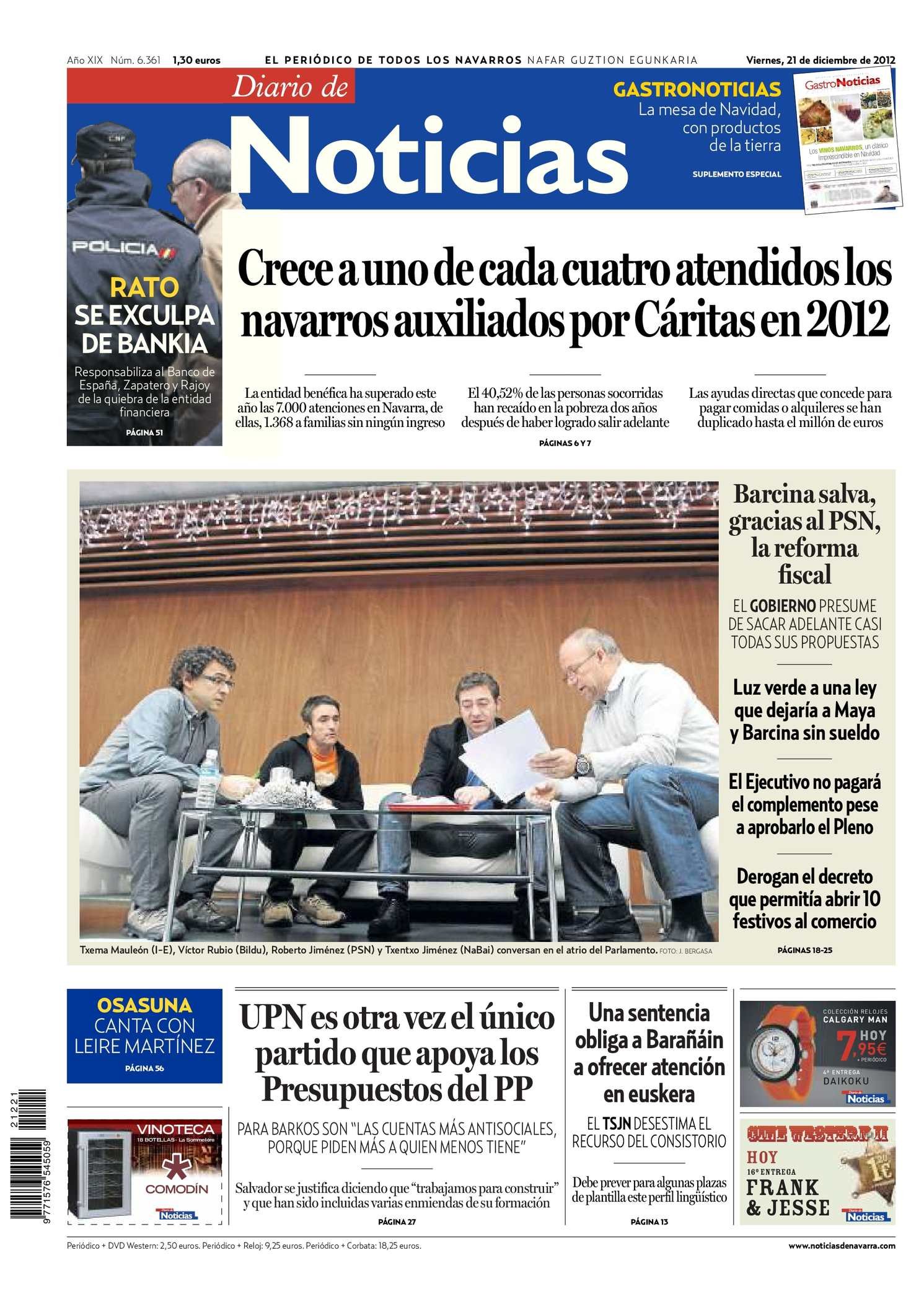 Calaméo - Diario de Noticias 20121221