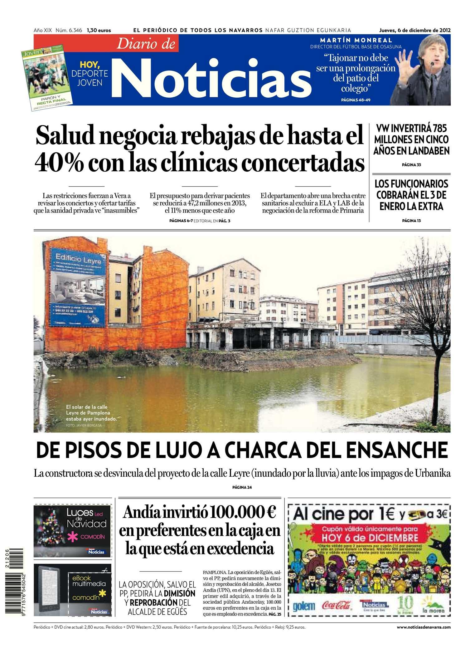 Calaméo - Diario de Noticias 20121206