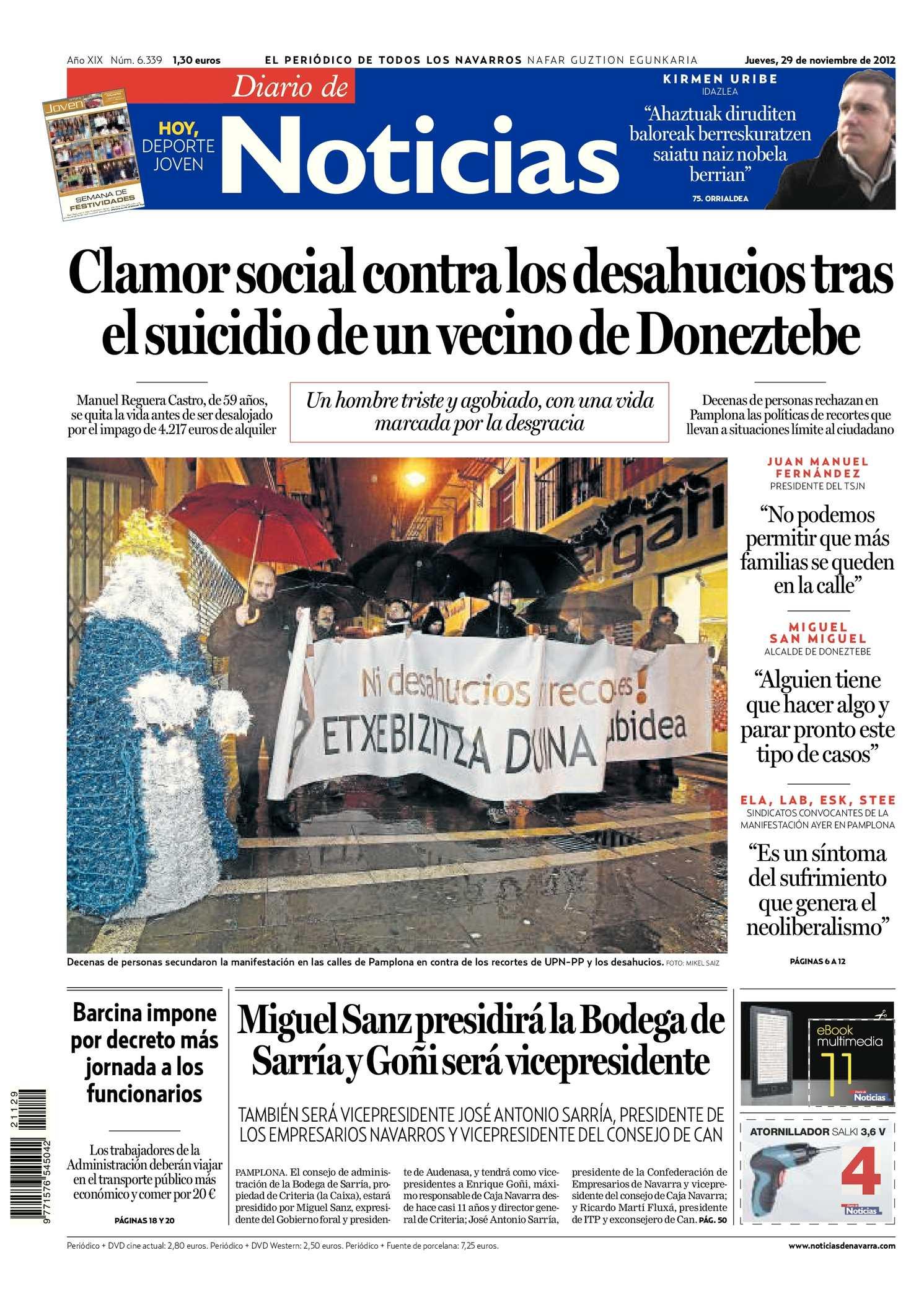 Calaméo - Diario de Noticias 20121129
