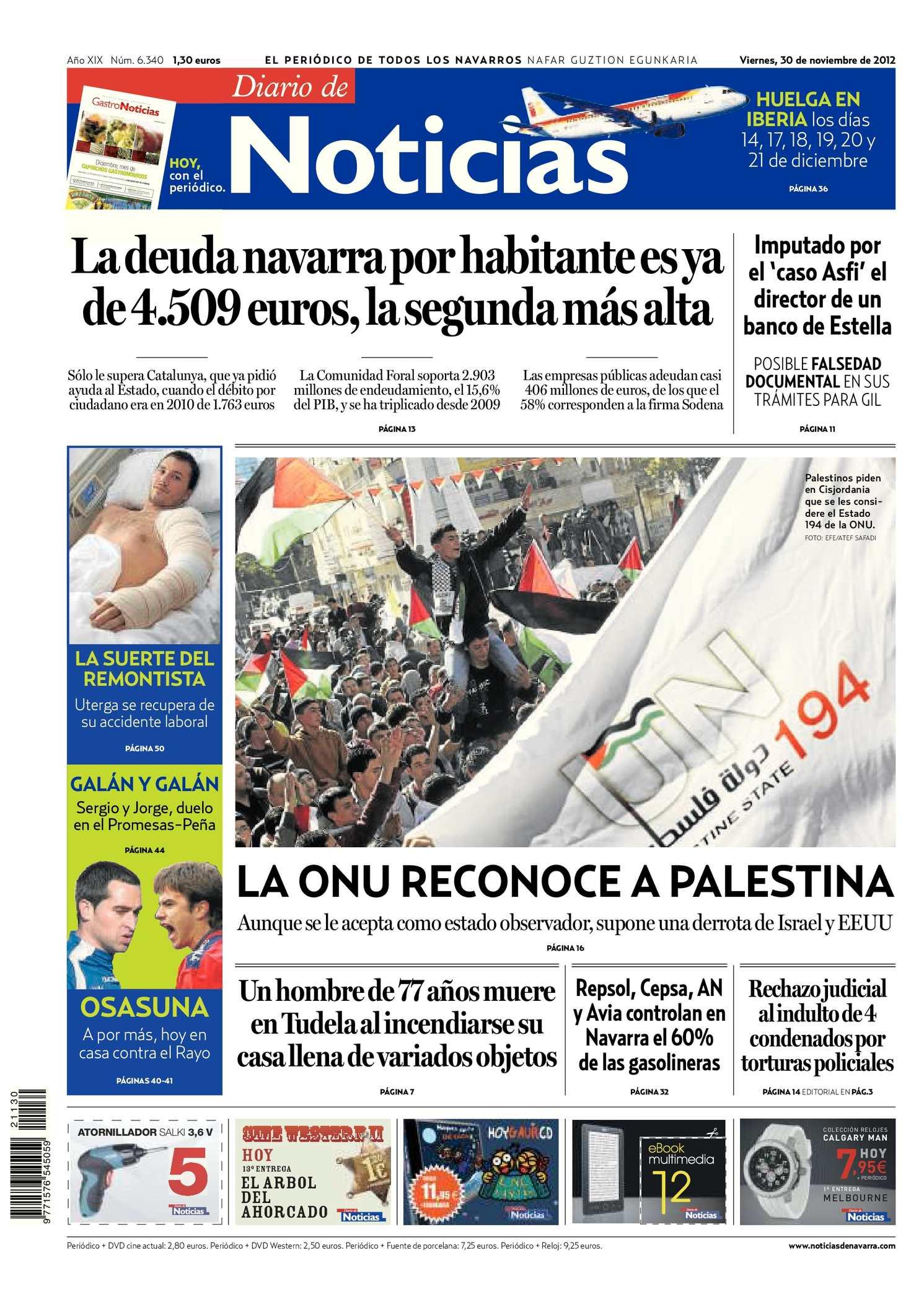 Calaméo - Diario de Noticias 20121130