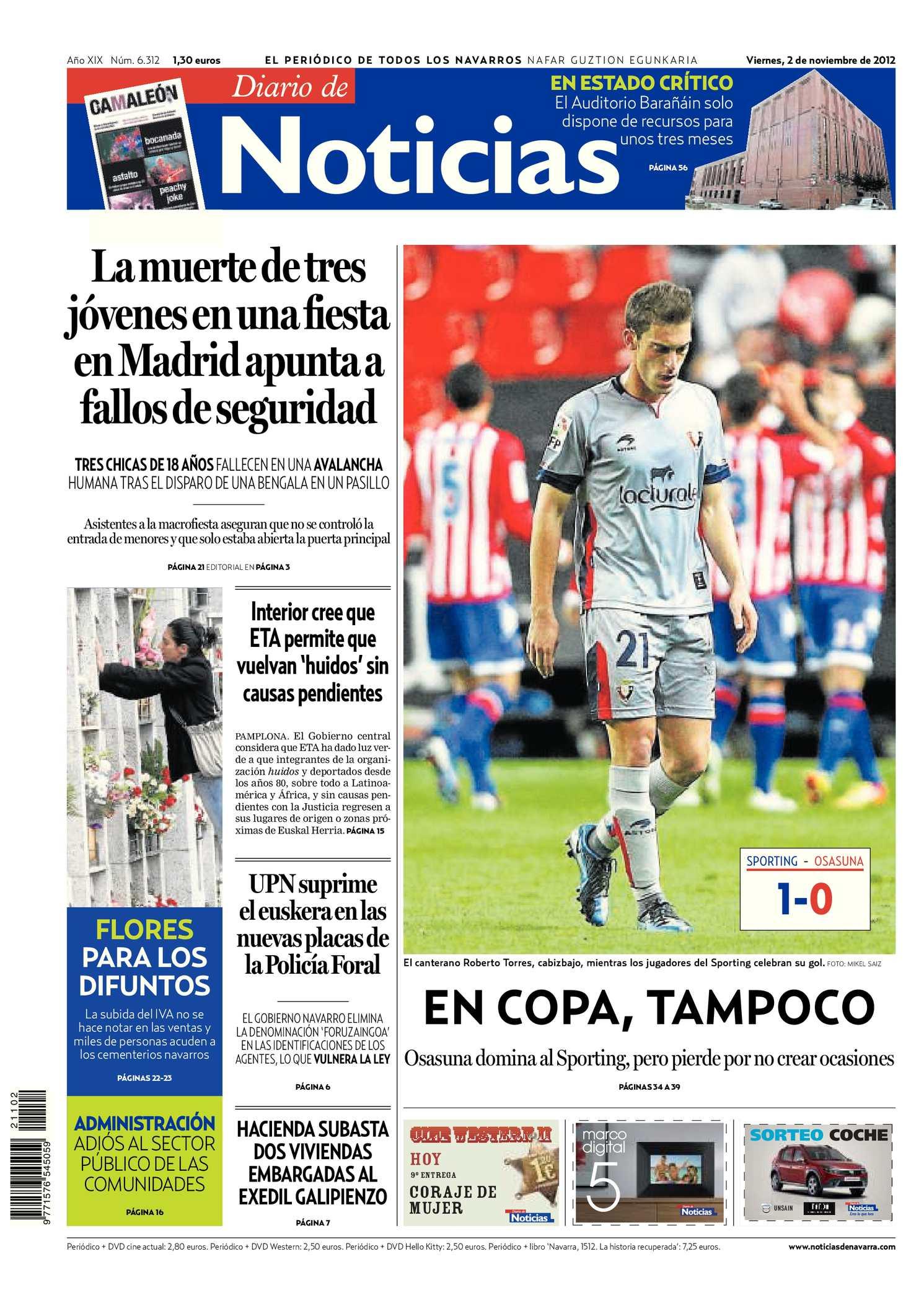 Calaméo - Diario de Noticias 20121102 0e805b6095bc3