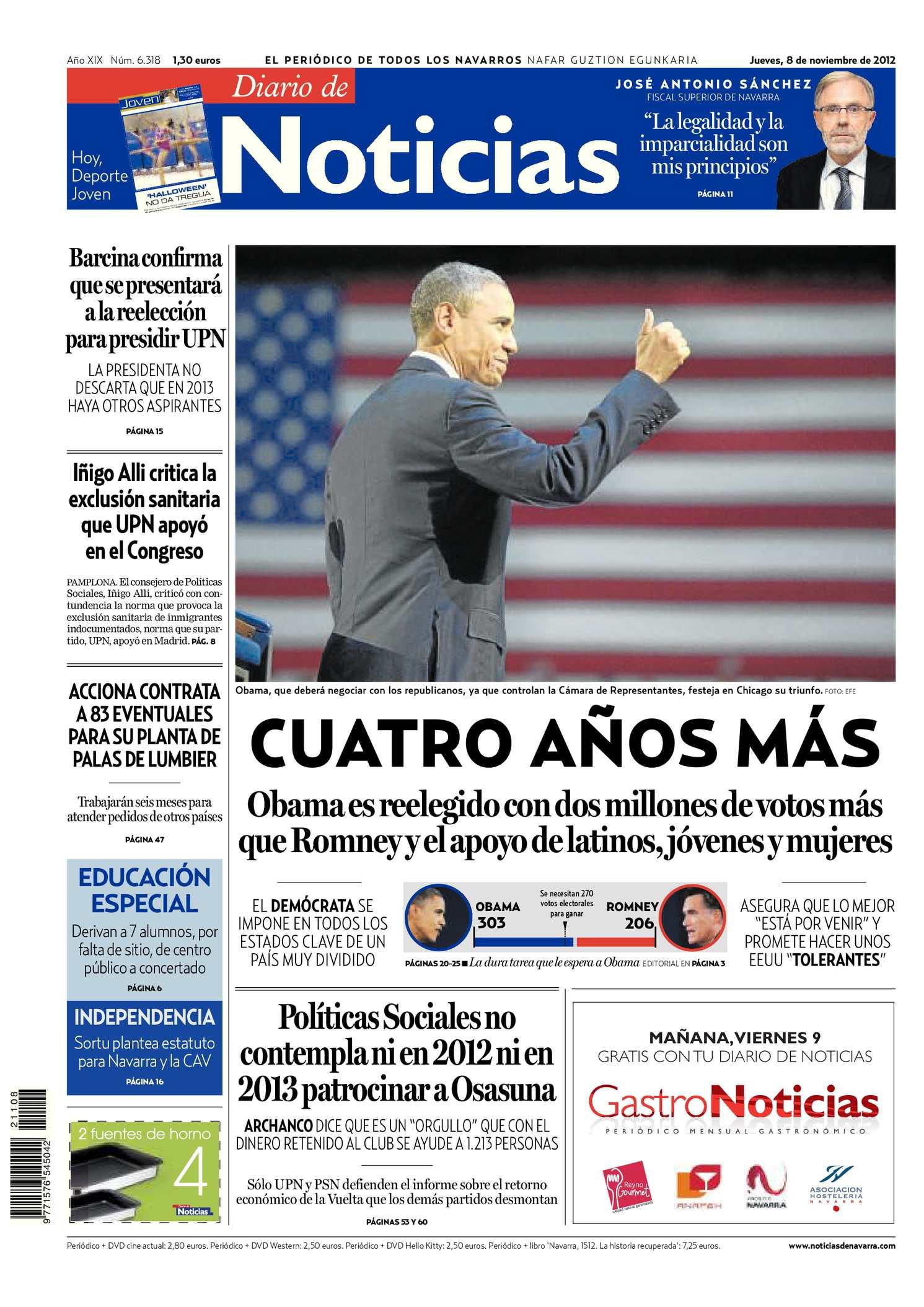Calaméo - Diario de Noticias 20121108