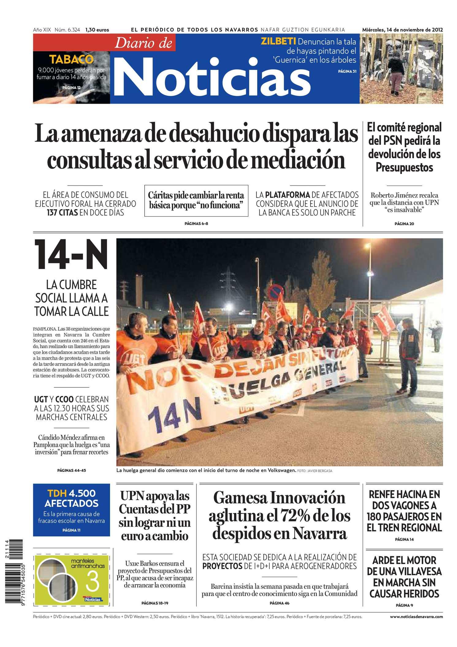 Calaméo - Diario de Noticias 20121114