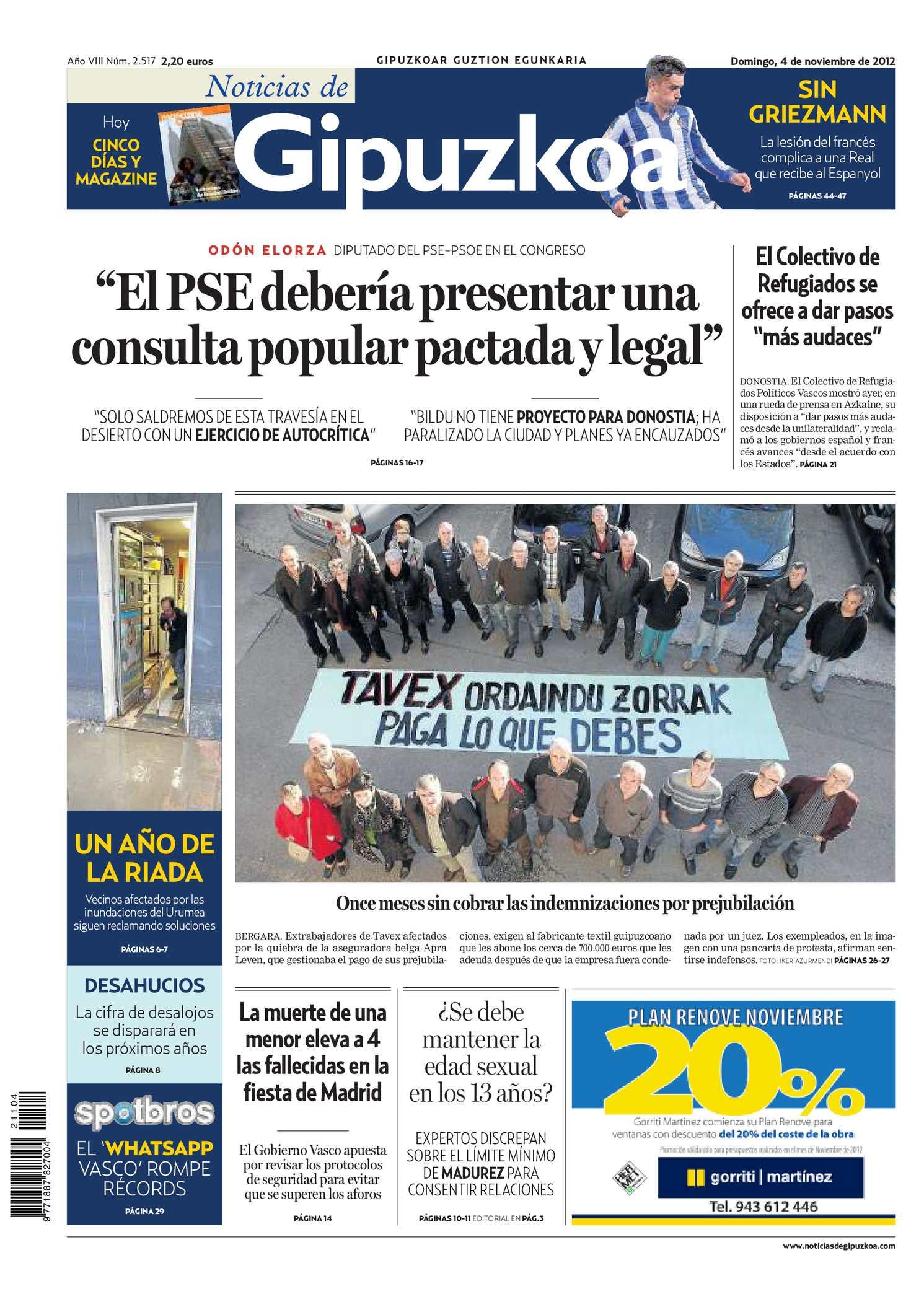 Calaméo - Noticias de Gipuzkoa 20121104