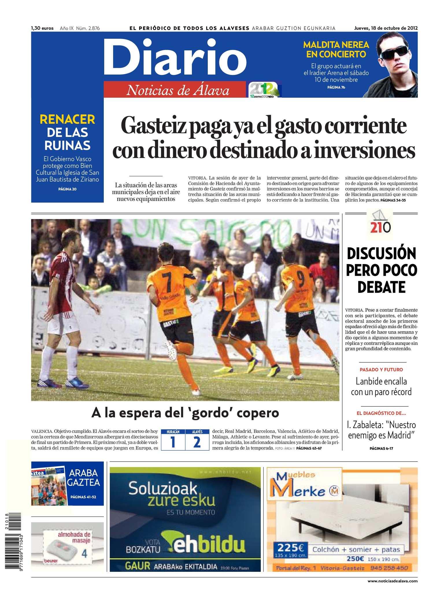 Calaméo - Diario de Noticias de Álava 20121018