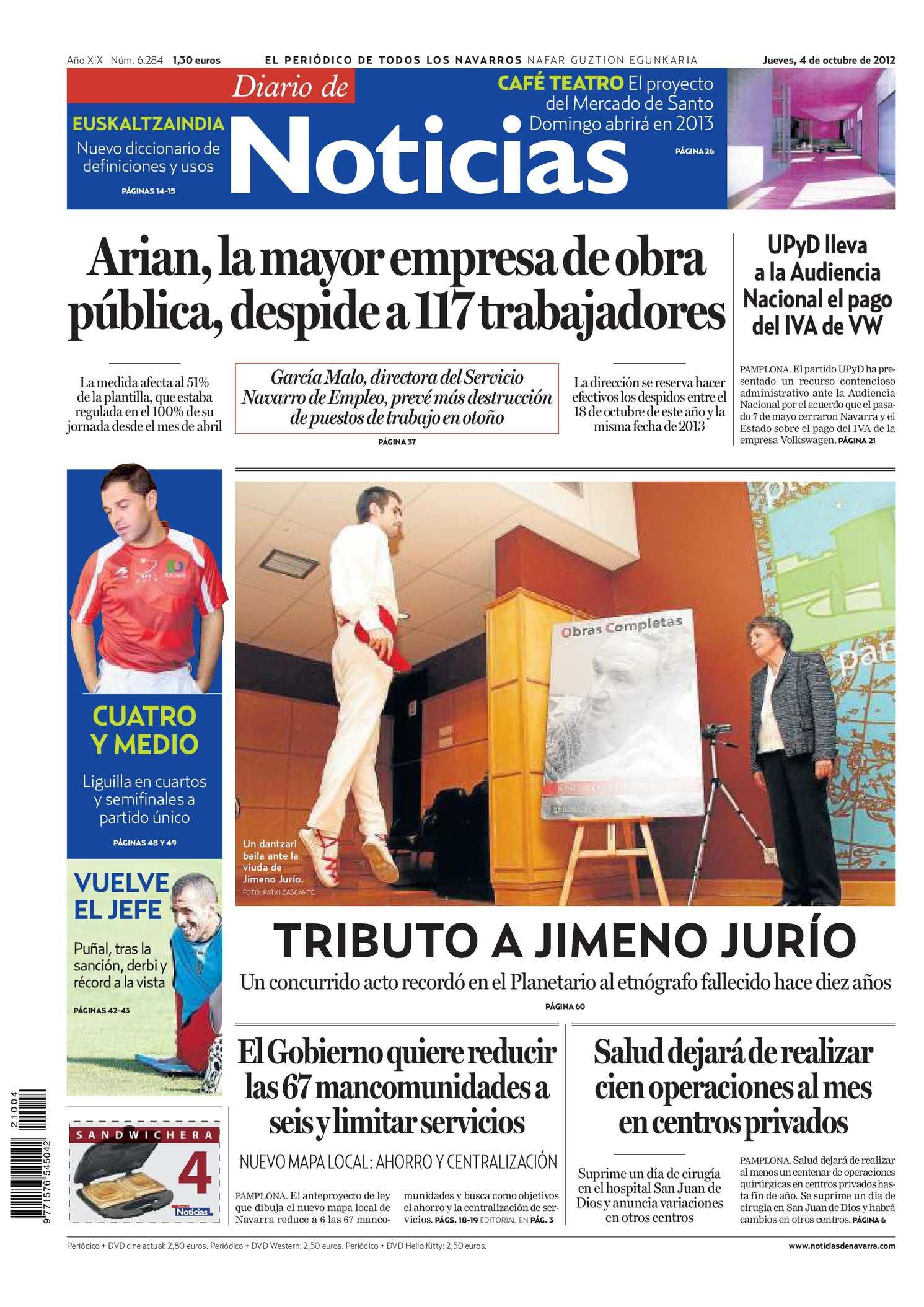 Calaméo - Diario de Noticias 20121004