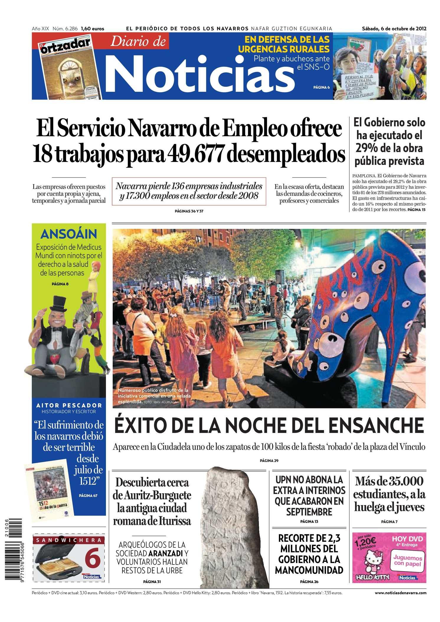 Calaméo - Diario de Noticias 20121006