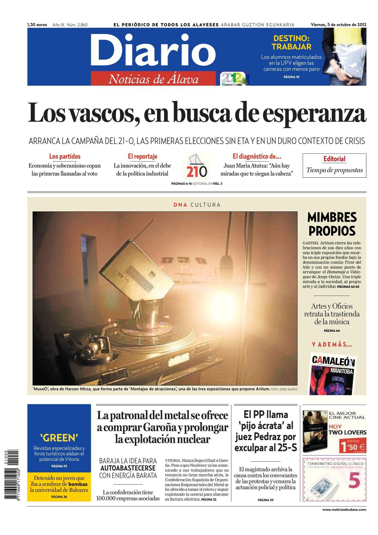 Calaméo - Diario de Noticias de Álava 20121005