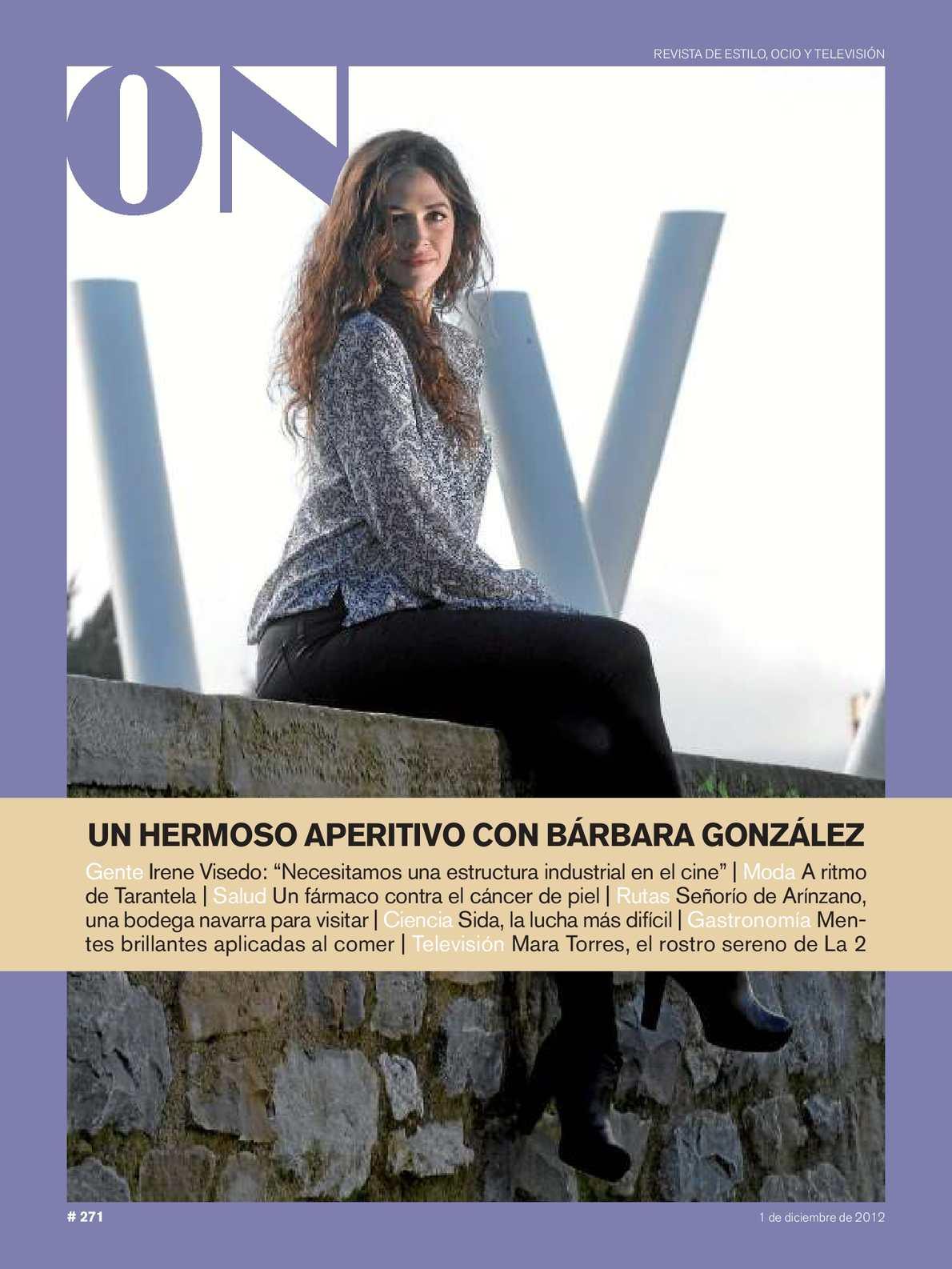 Calaméo - ON Revista de Ocio y Estilo 20121201 ee8ba7e9f38dd