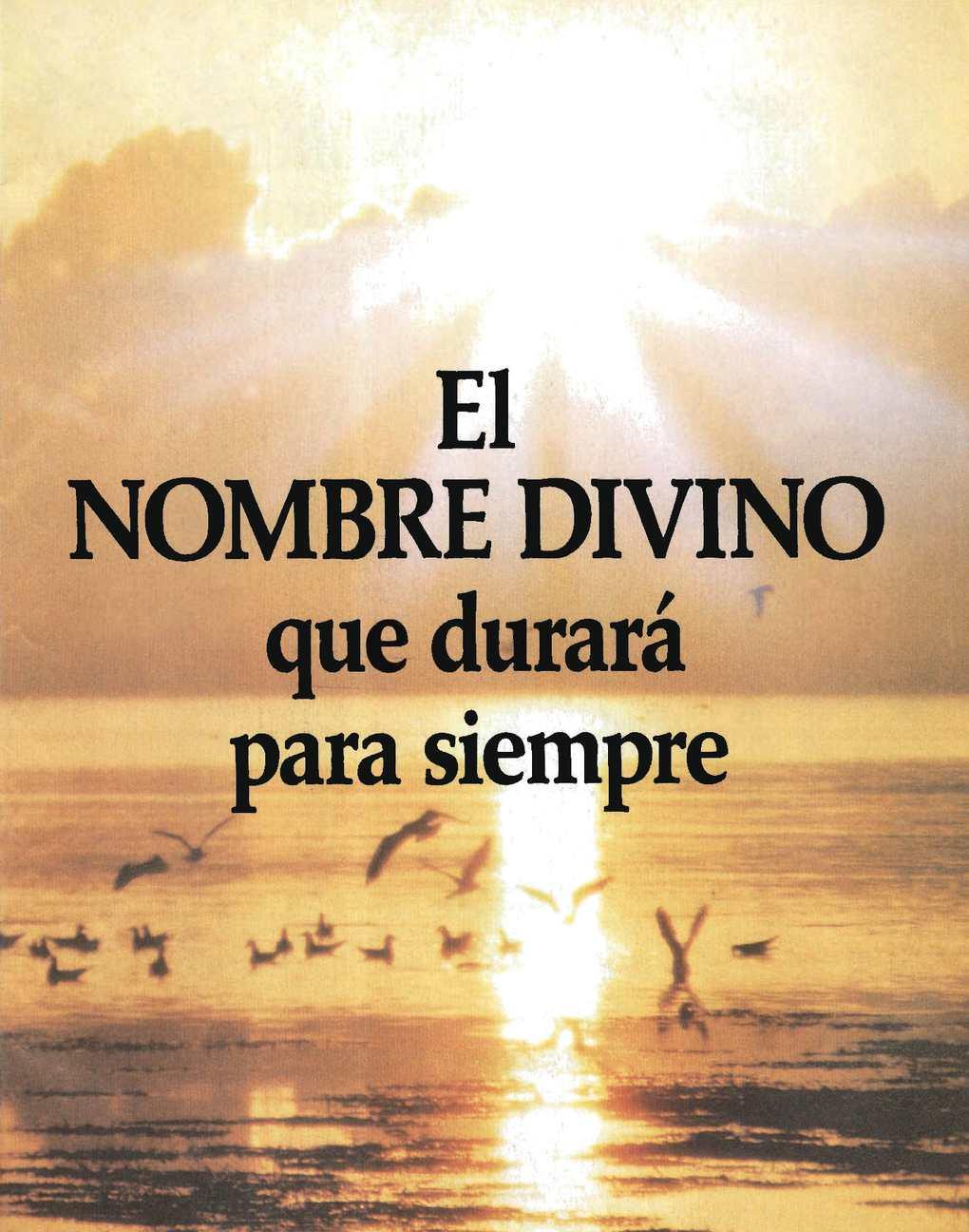1984 (2006) - El nombre divino que durará para siempre