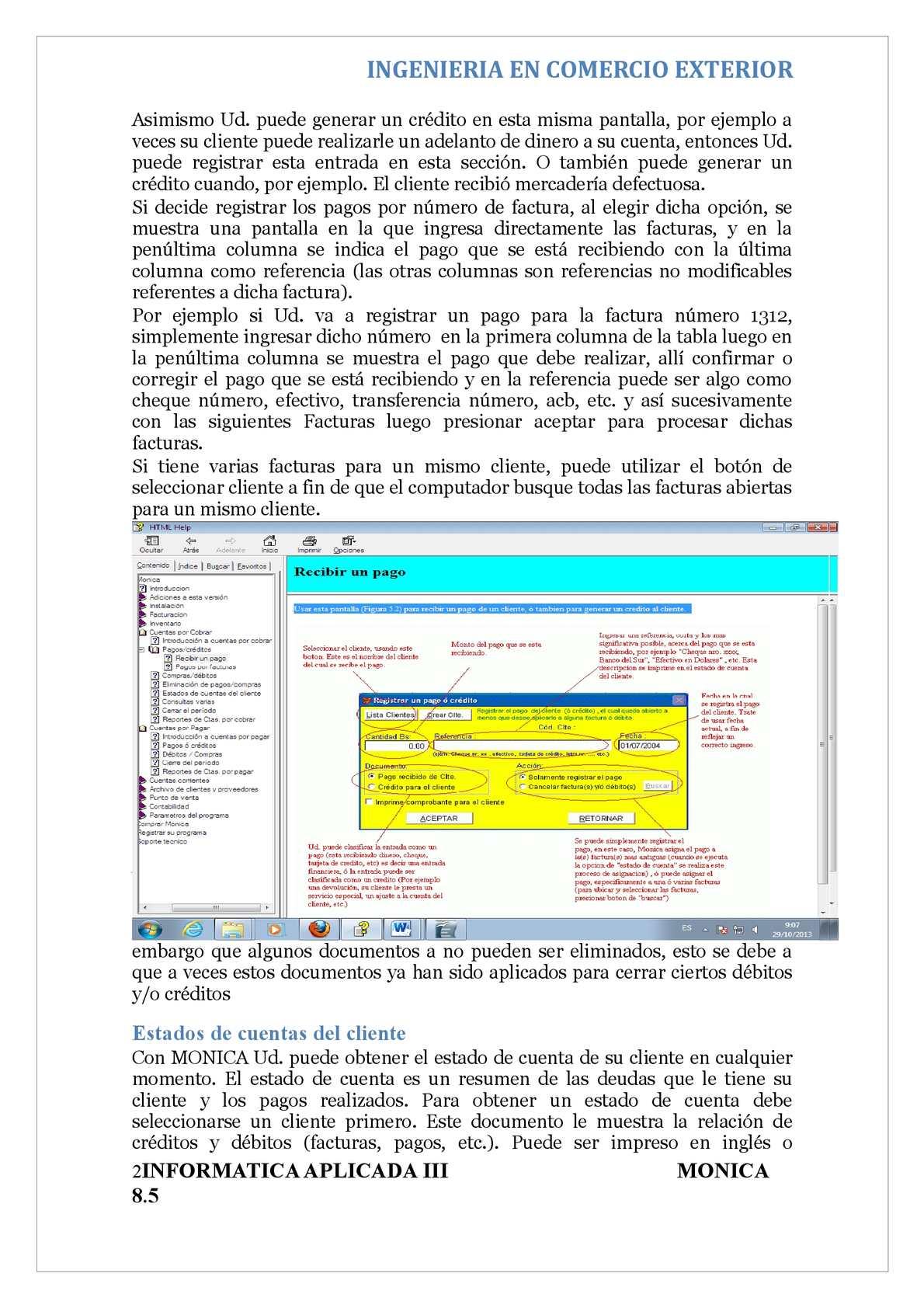 Monica 8.5 cuenta por pagar y cuenta por cobrar - CALAMEO Downloader