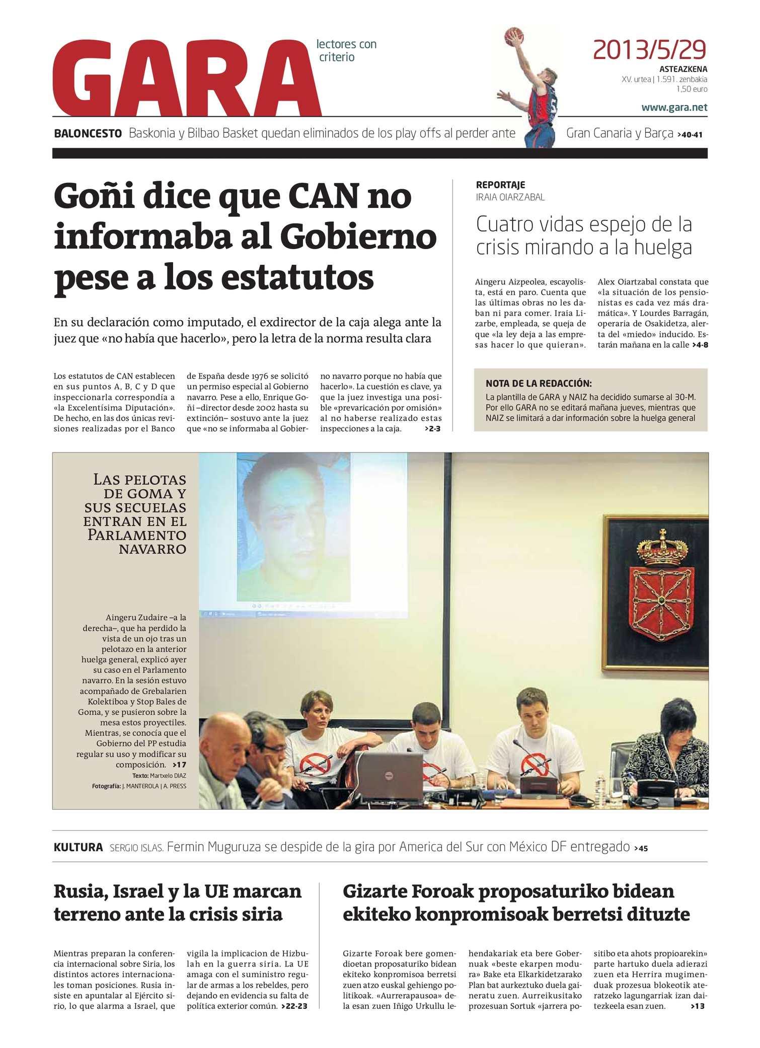 Calaméo - GARA 20130529