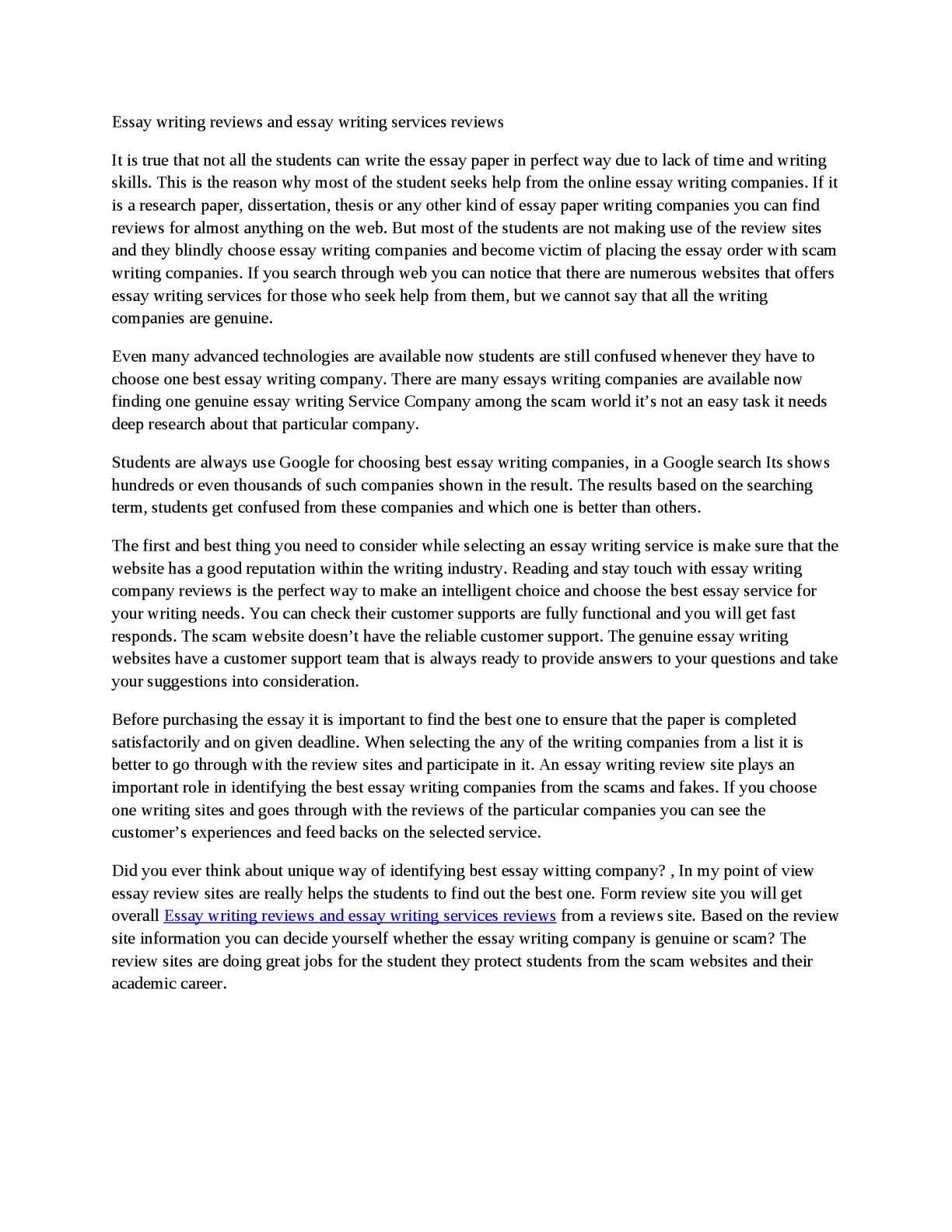 Calamo  Essay Writing Reviews And Essay Writing Services