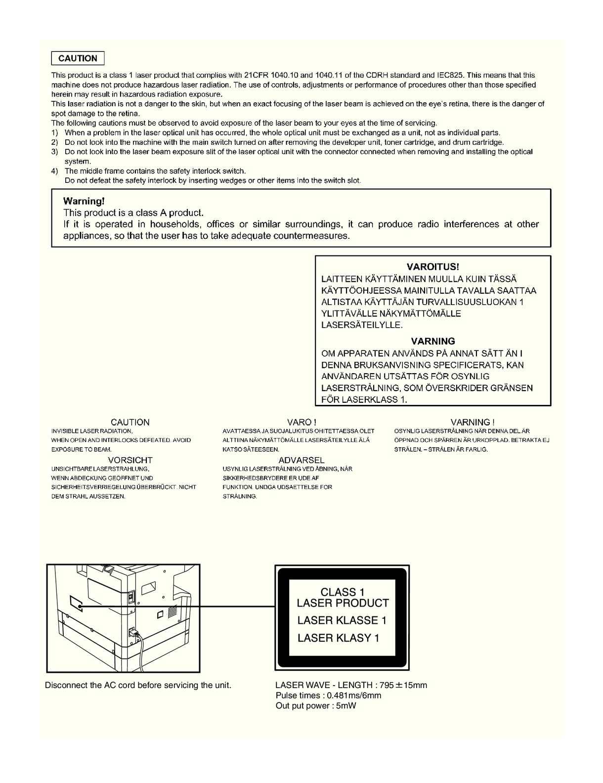 service manual sharp ar 5618 5620 5623 sme calameo downloader rh calameo download Sharp Co. AR Sharp AR M237 Toner
