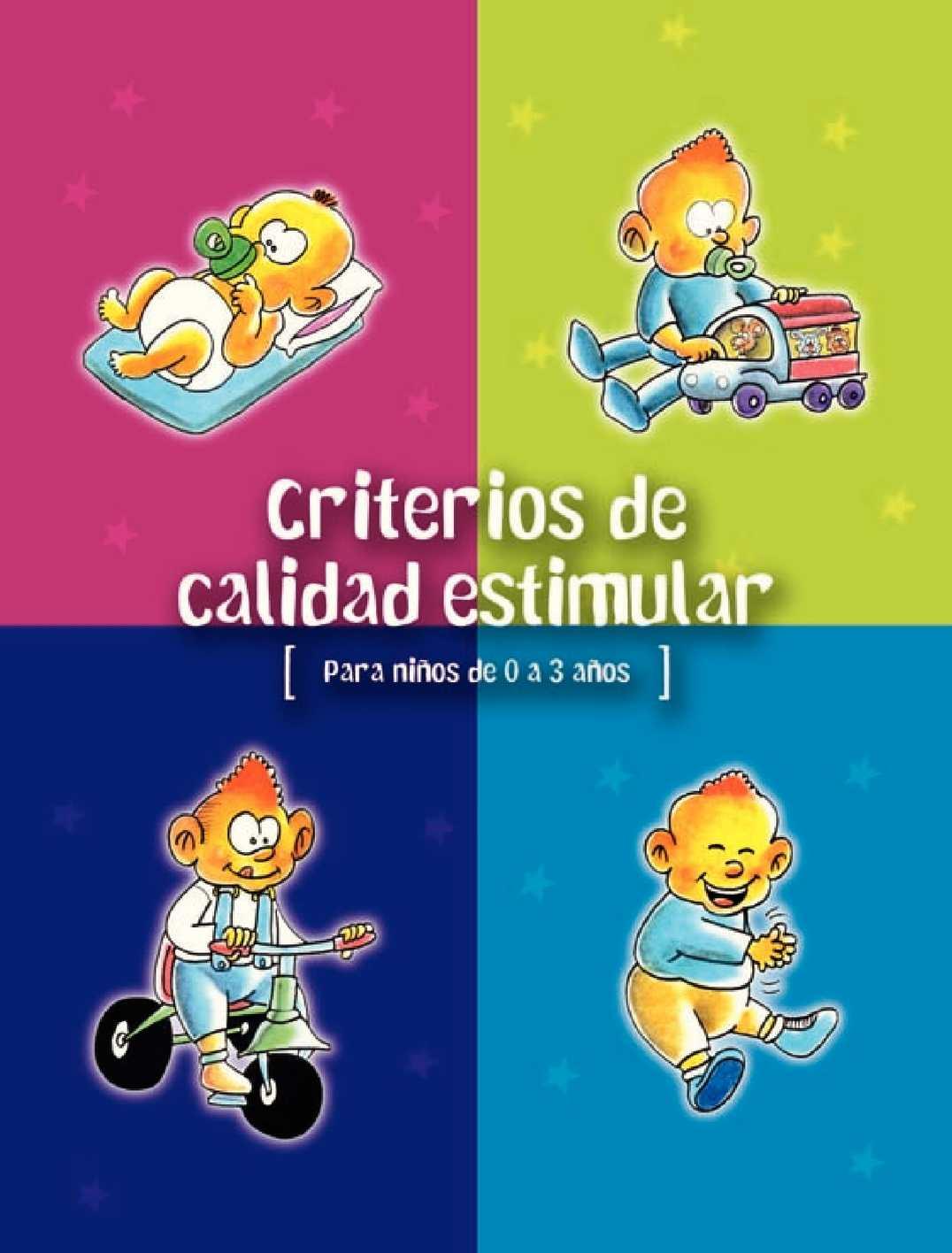 ESTIMULACIÓN DE 0-3 AÑOS
