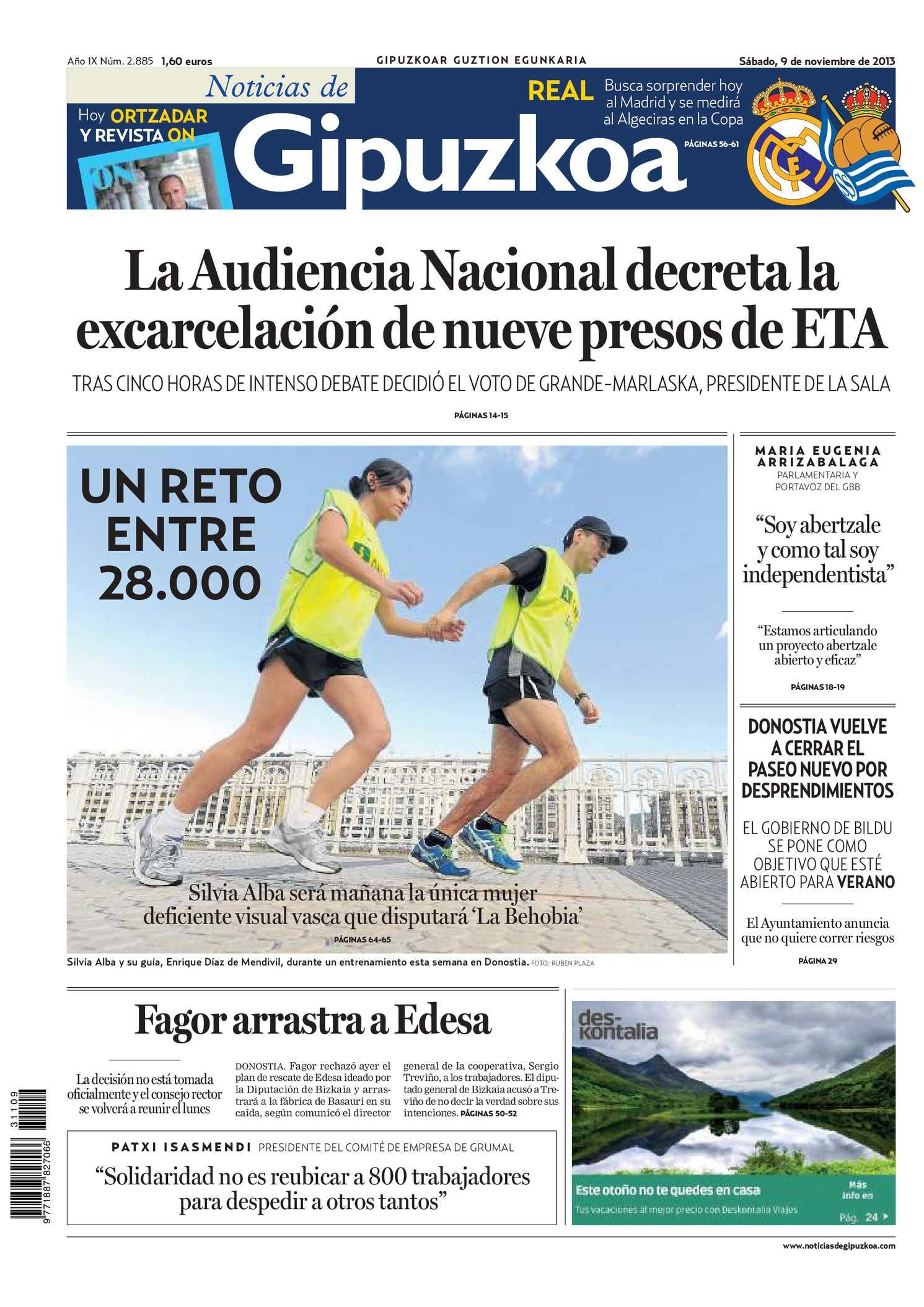 Calaméo - Noticias de Gipuzkoa 20131109