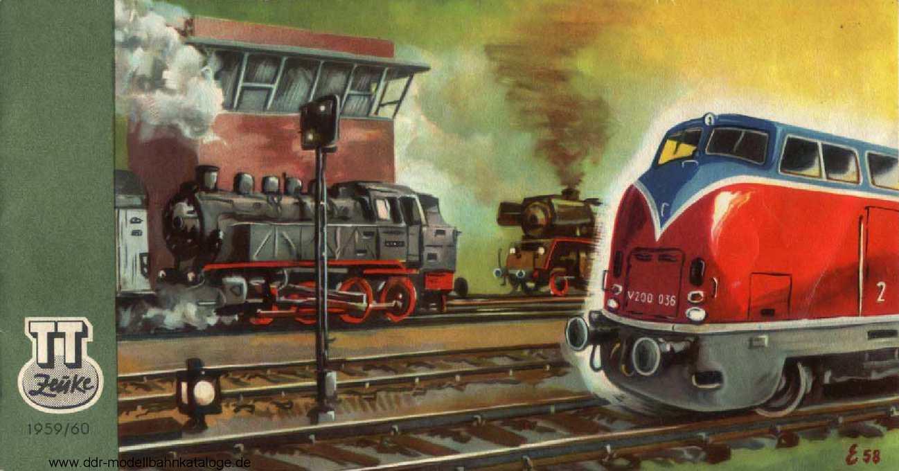Zeuke & Wegwerth TT 1959