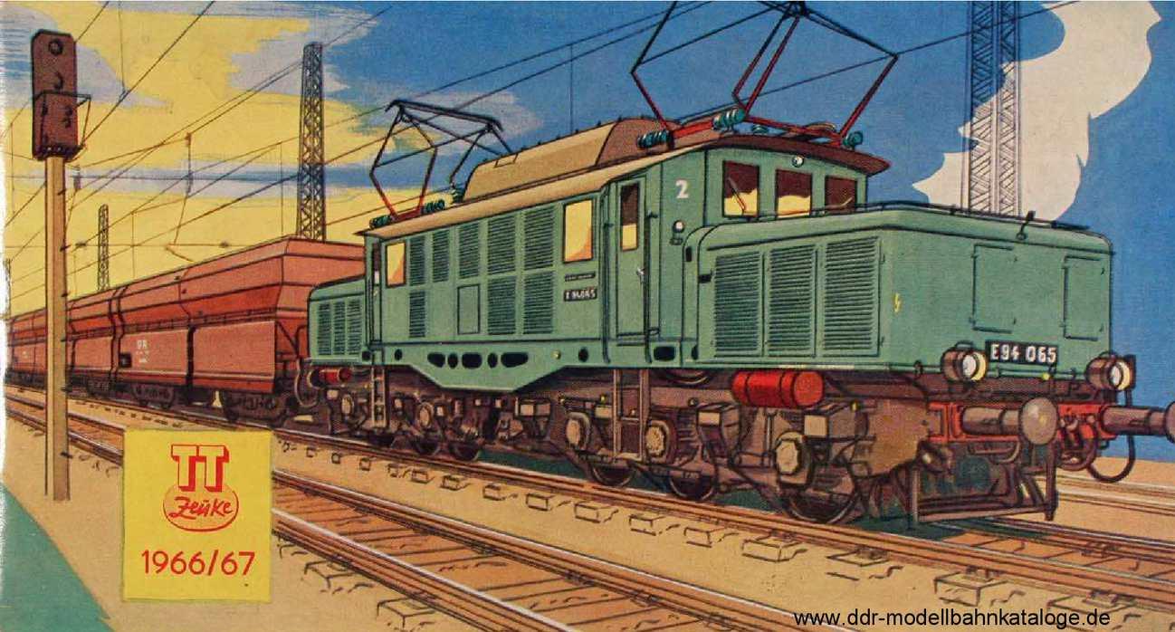 Zeuke & Wegwerth TT 1966-67