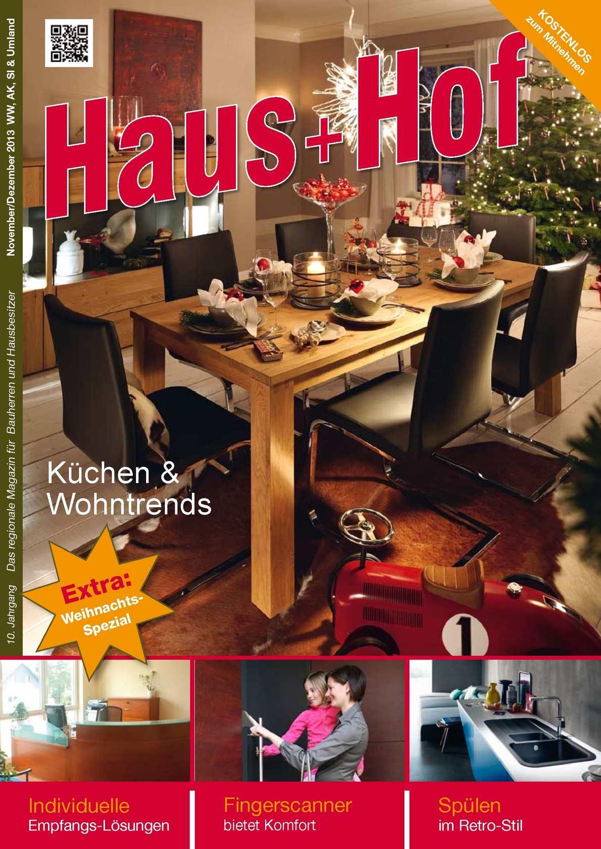 Calaméo - Haus+Hof WW 2013-11