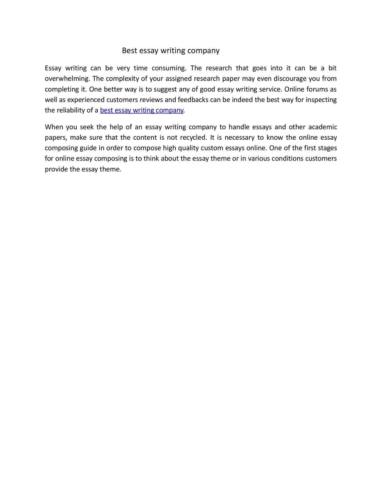 Calamo  Best Essay Writing Company  Buy Lab Report also Argumentative Essay Thesis Examples  Buy Custom Essay Papers