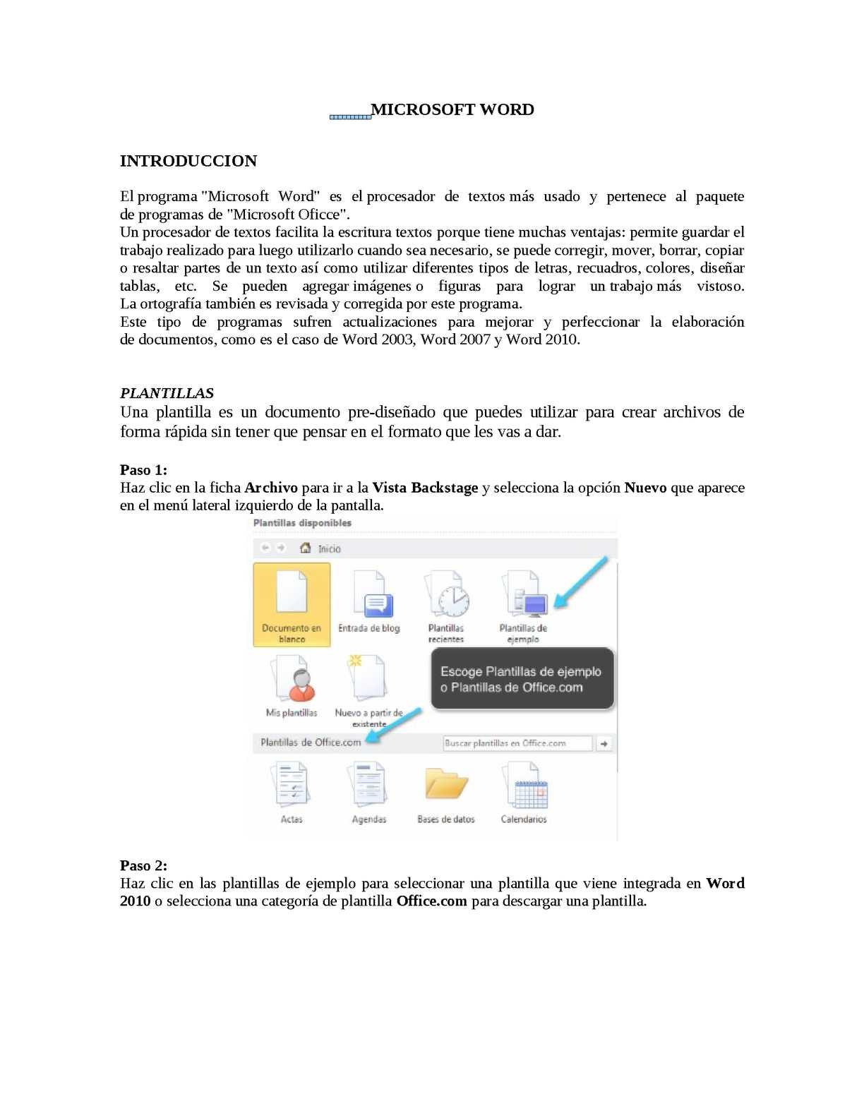 Calaméo - Microsoft Word