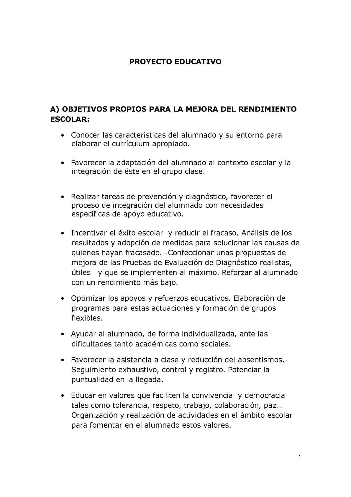 Calaméo - Proyecto Educativo Ceip Juan Pasquau