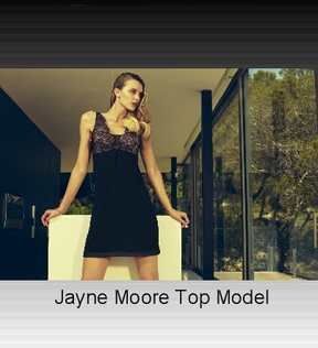 Jayne Moore Top Model