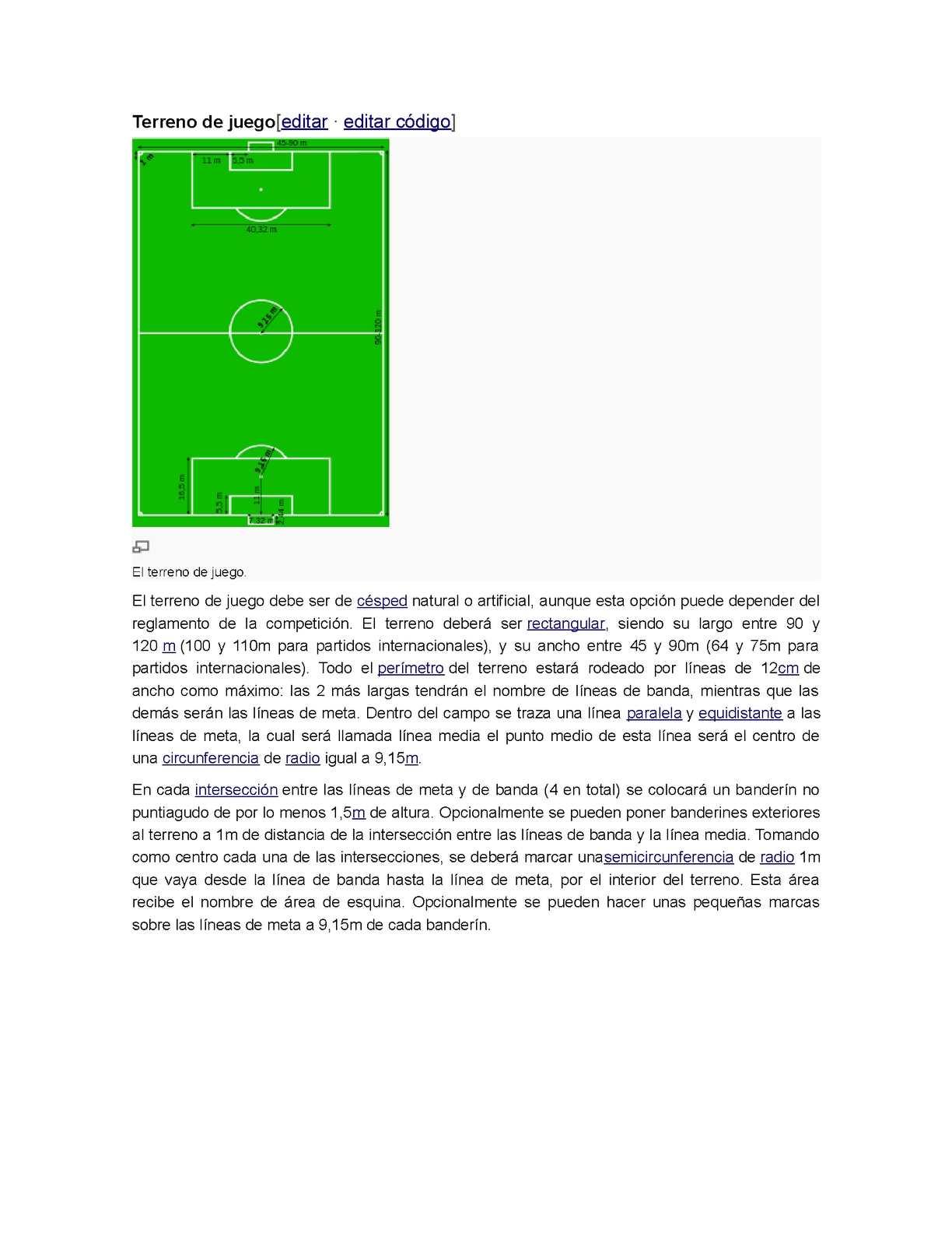 Calaméo - reglas de futbol