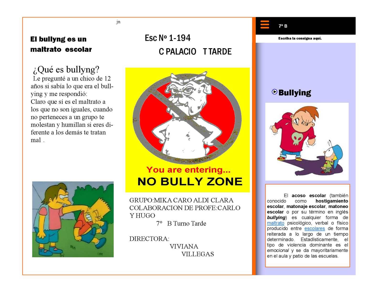 Calam o folleto 7 for Que es un vivero escolar