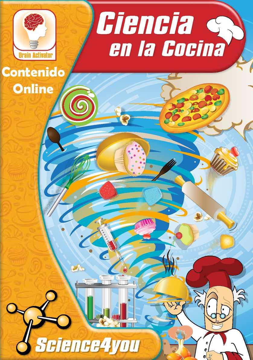 Manual Ciencia en la cocina - contenido online