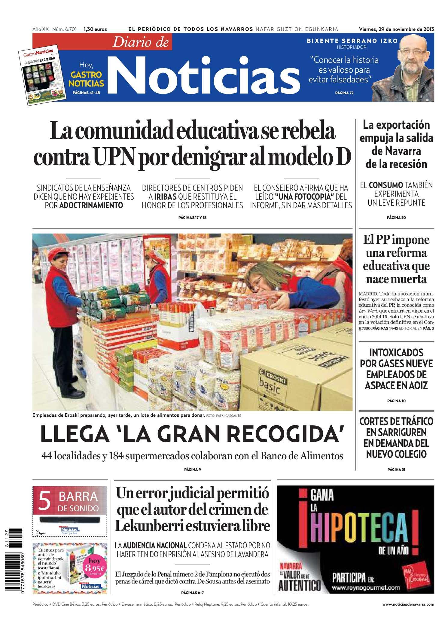 Calaméo - Diario de Noticias 20131129