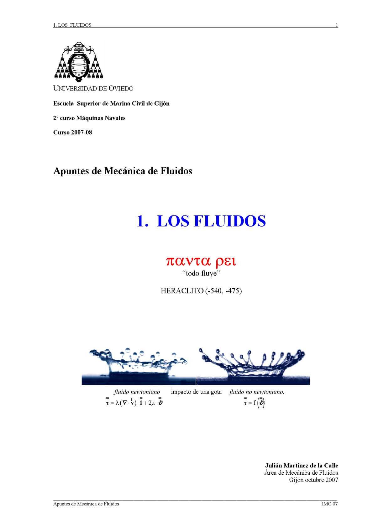 LOS FLUIDOS 0708
