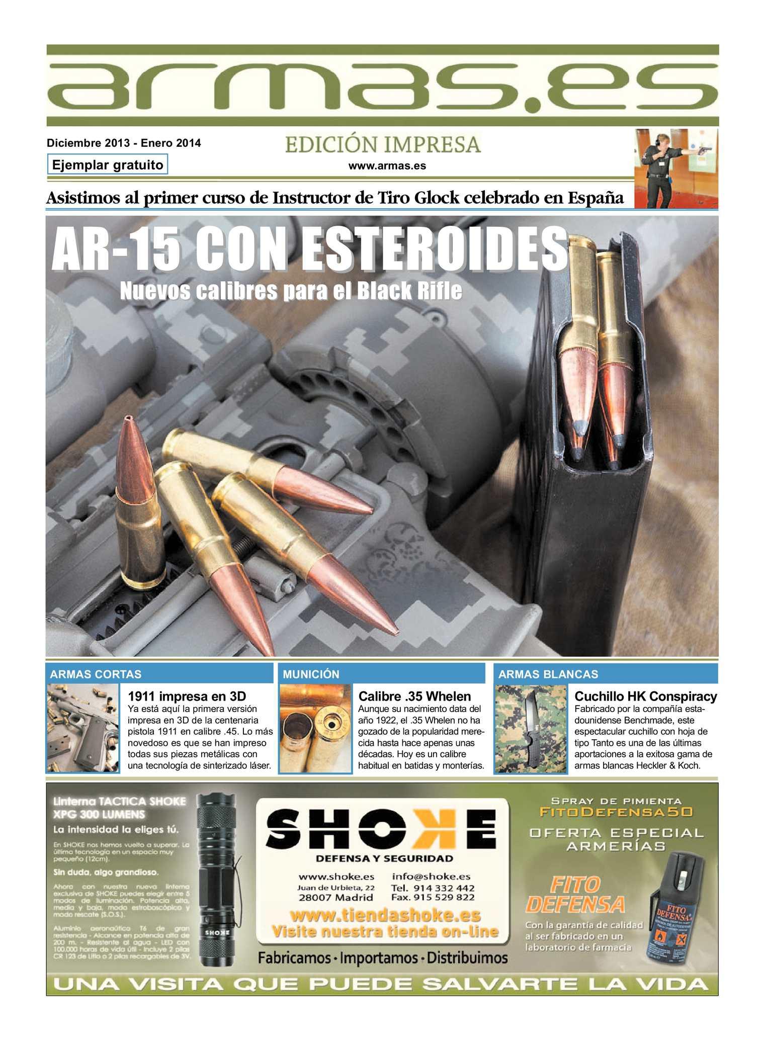 Calaméo - Periódico Armas.es nº 51