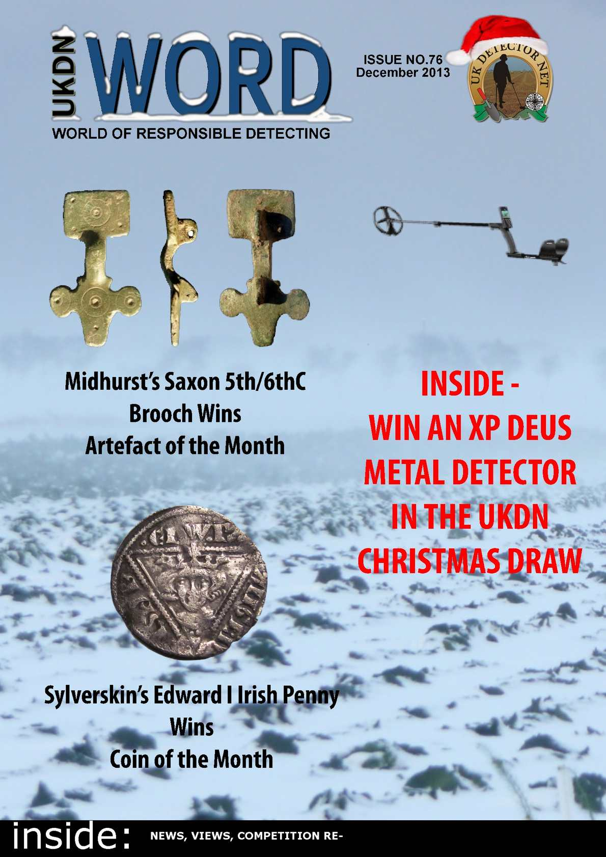UKDN Word - Issue 76 - December 2013