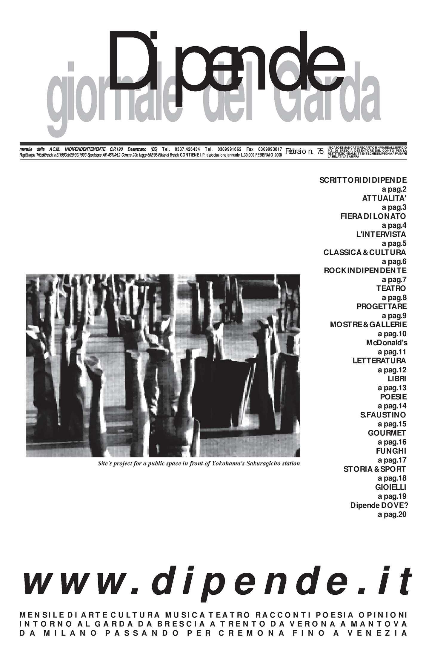 Calaméo Giornale Del Garda N 75