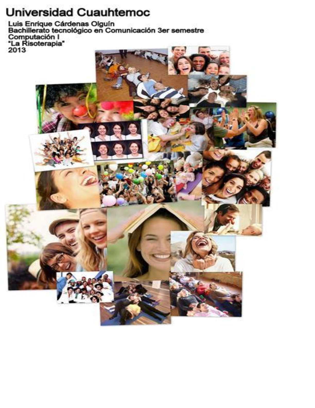 Libro Virtual de Risoterapia