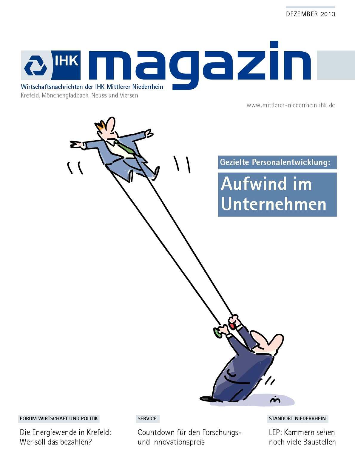 Calaméo - IHK Magazin Dezember 2013