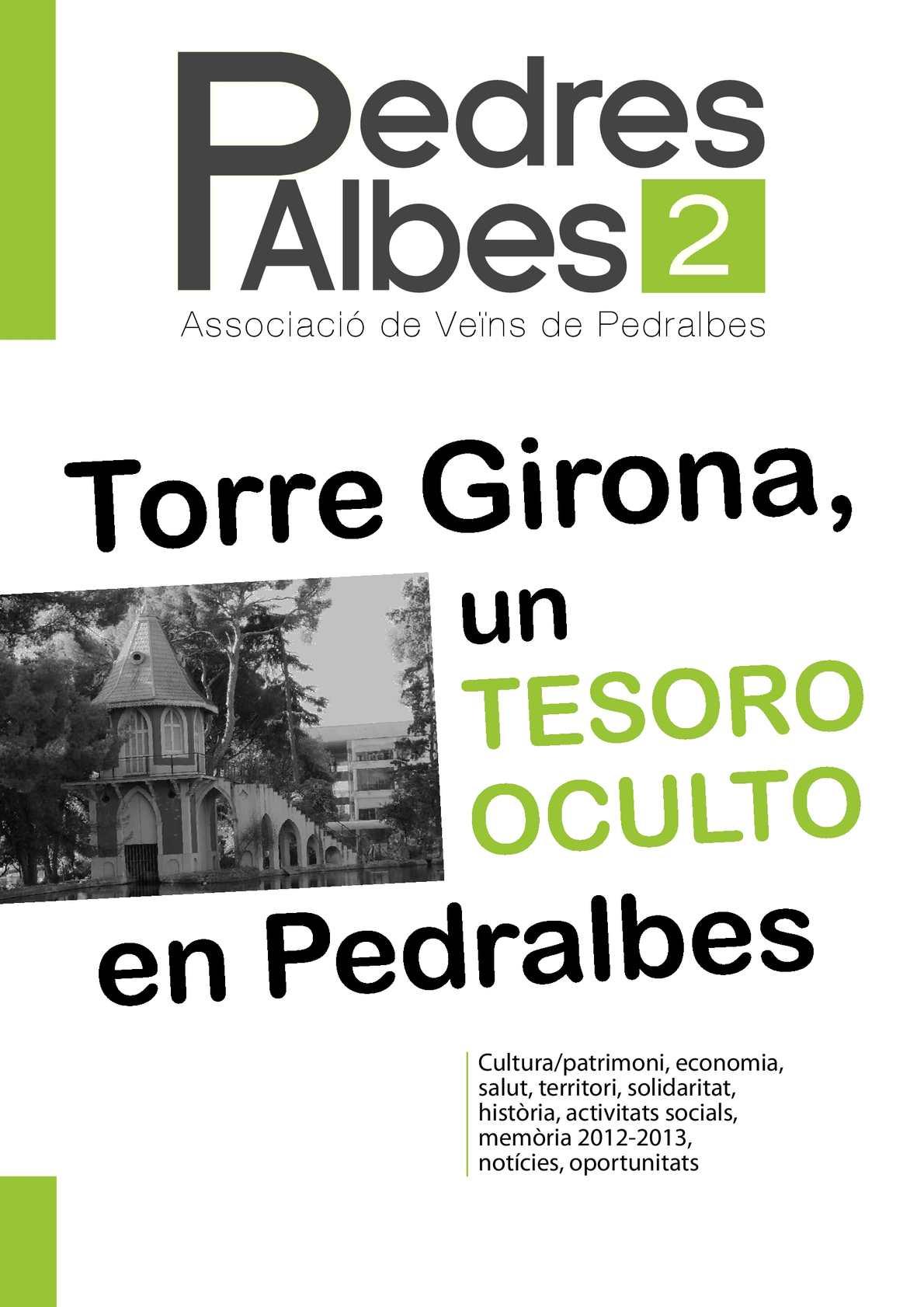 Pedres Albes - nº 2  (Novembre/2013)