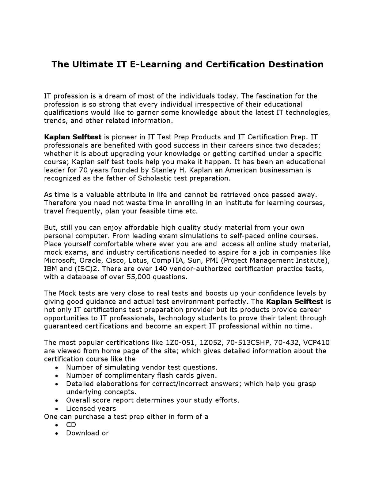 Calamo The Ultimate It E Learning And Certification Destination