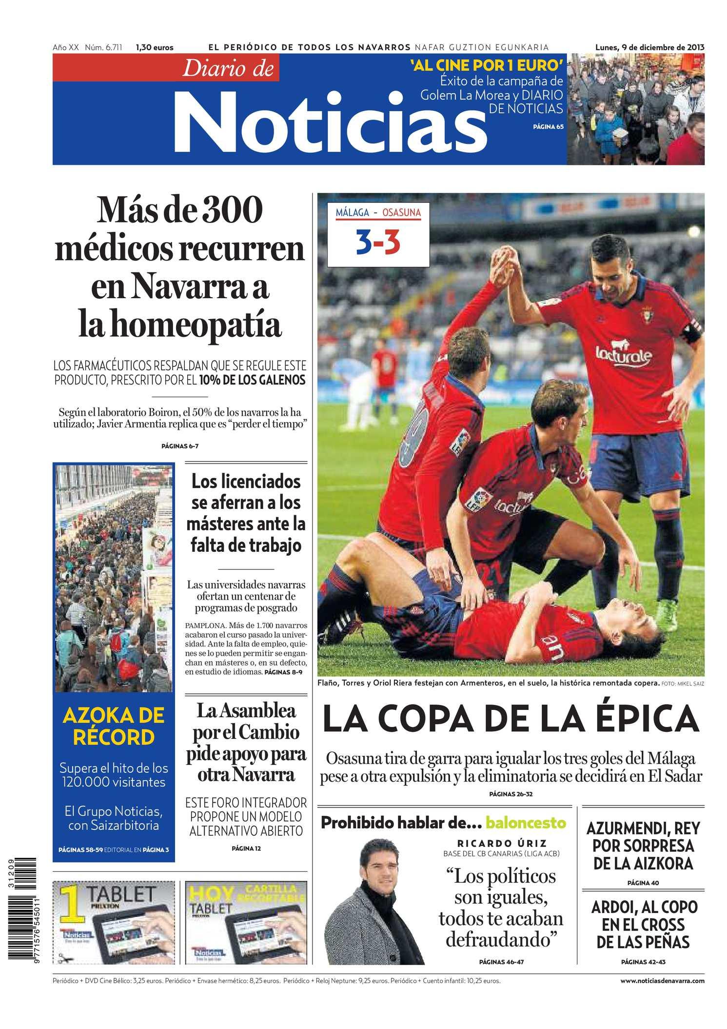 Calaméo - Diario de Noticias 20131209