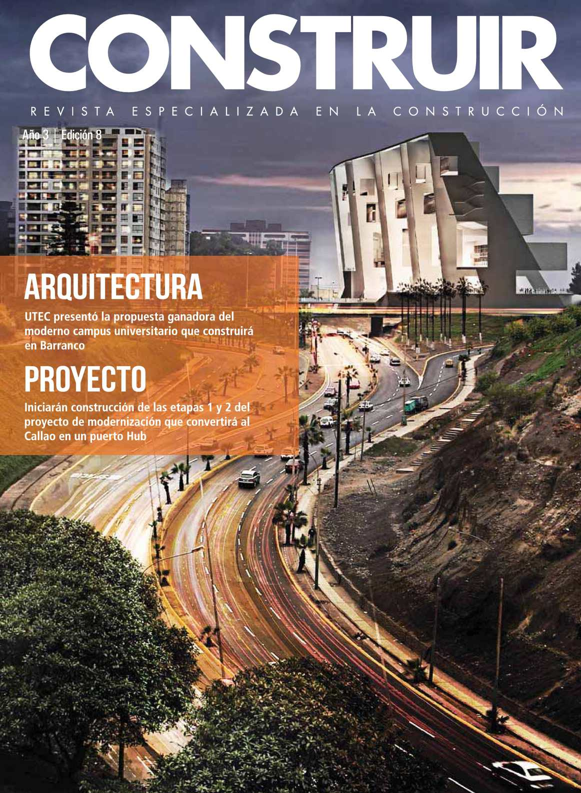 Revista Construir Edición Nº 8