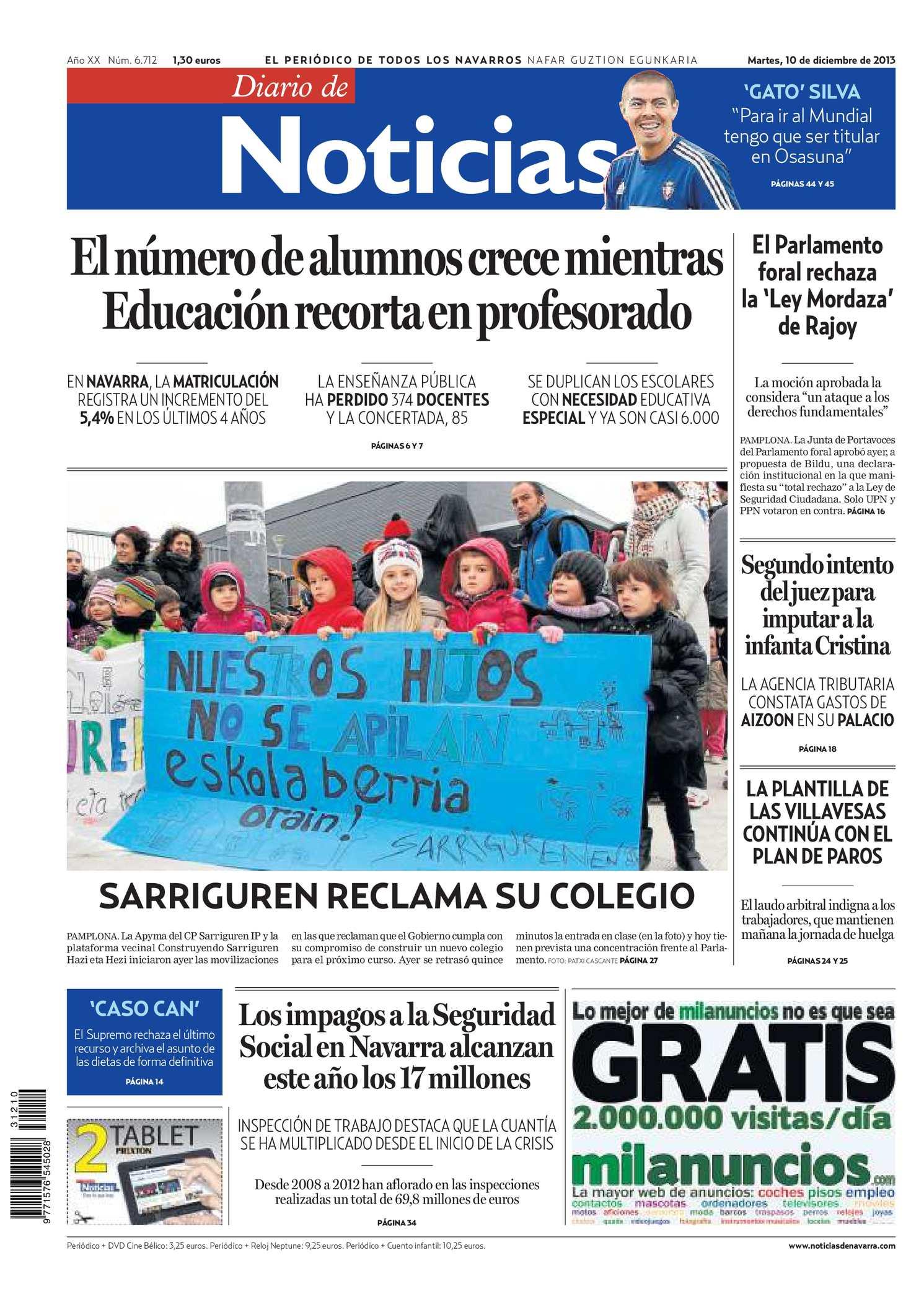 Calaméo - Diario de Noticias 20131210