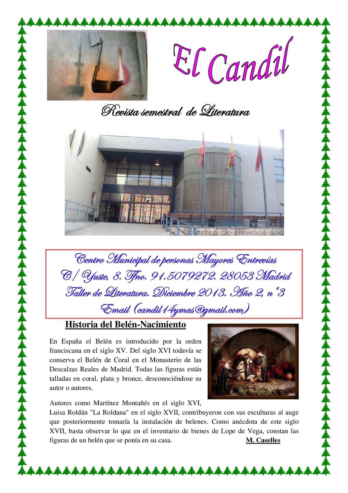 Calaméo - Revista semestral de Literatura \