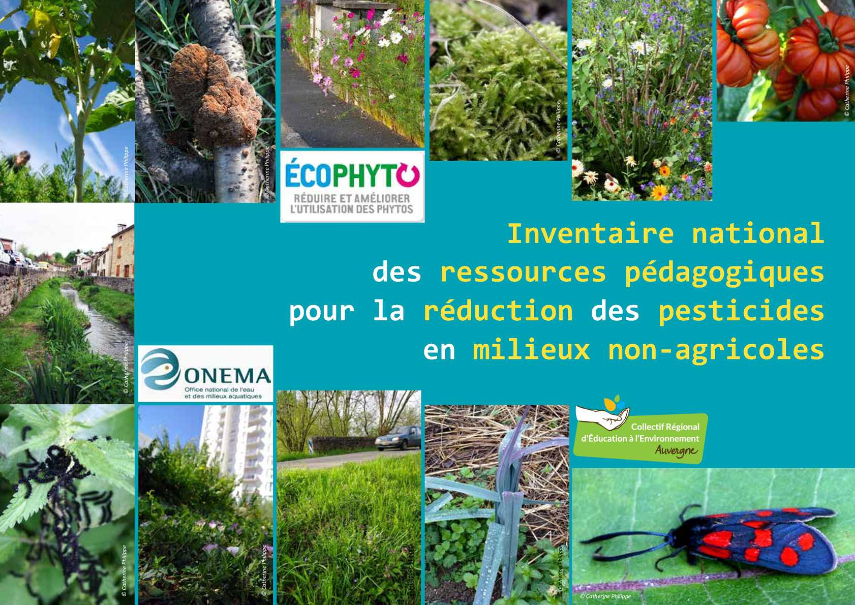 Inventaire national des ressources pédagogiques pour la réduction des pesticides en milieux non-agricoles