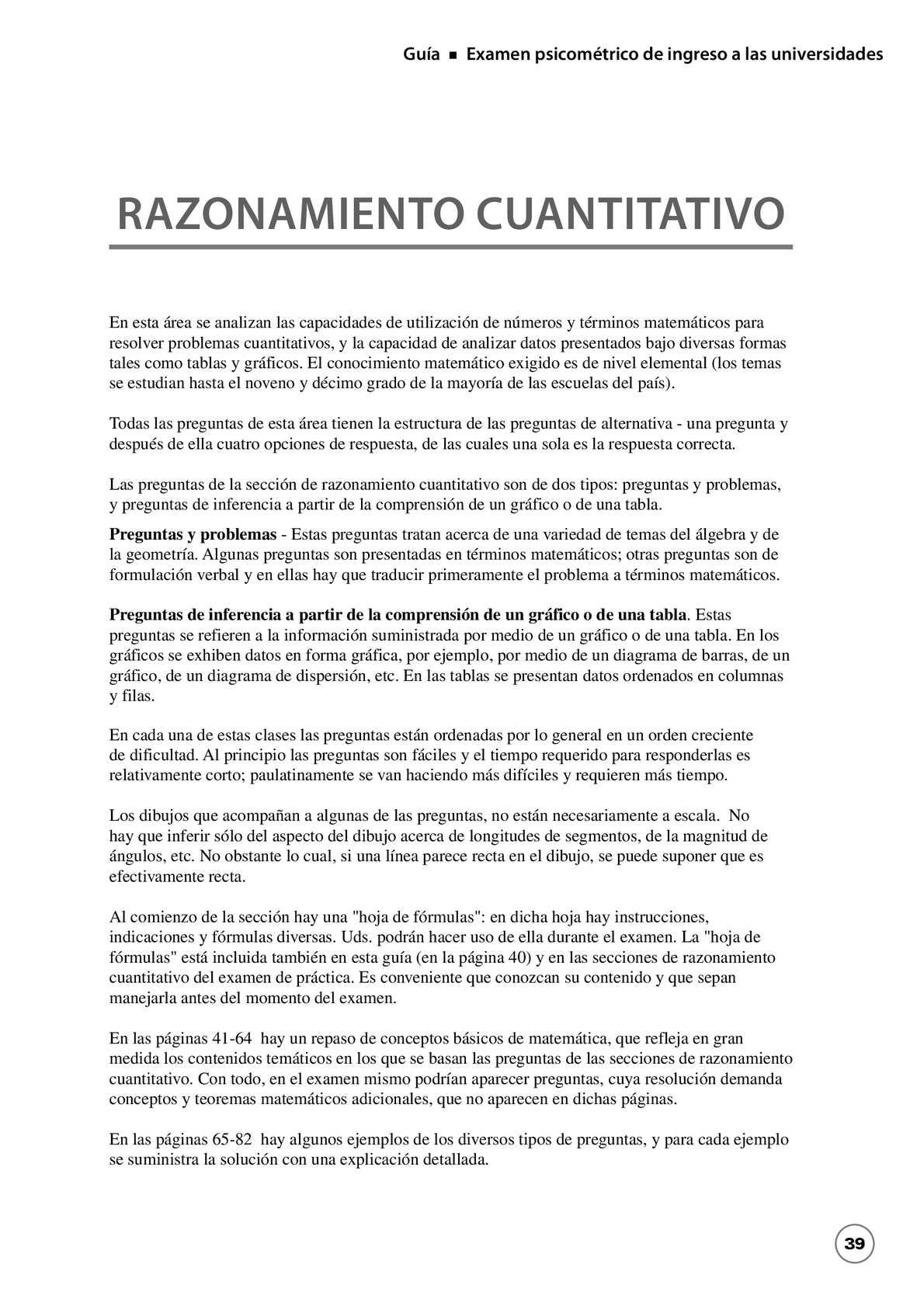 Calaméo - Razonamiento cuantitativo