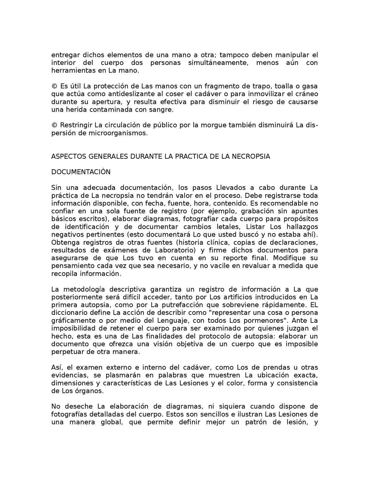 Manual para la Práctica de Autopsias Medicolegales. - CALAMEO Downloader