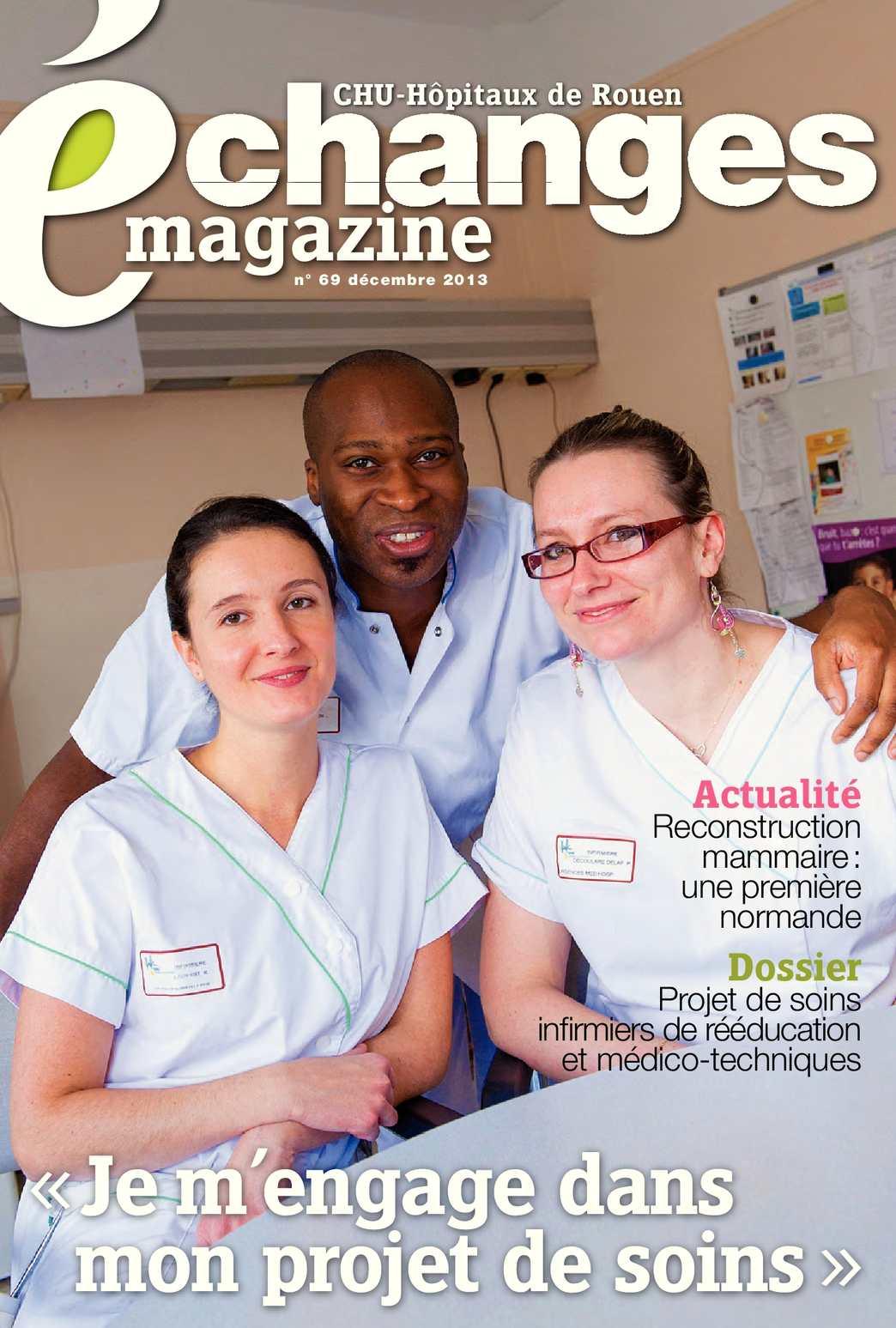 Calaméo  Echanges magazine N°69 ~ Hopital De Bois Guillaume
