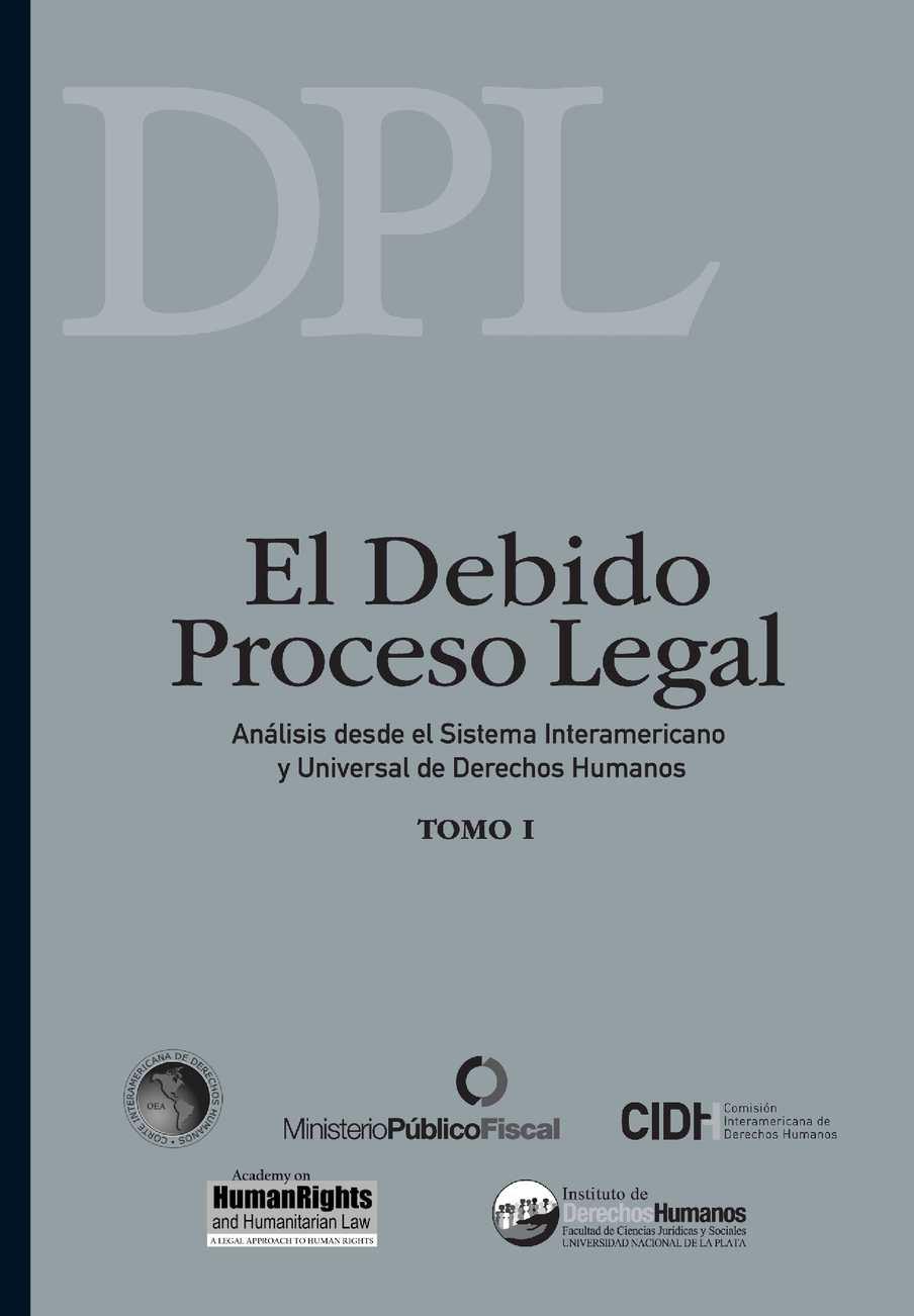 El Debido Proceso Legal - Tomo 1 - 1ra parte