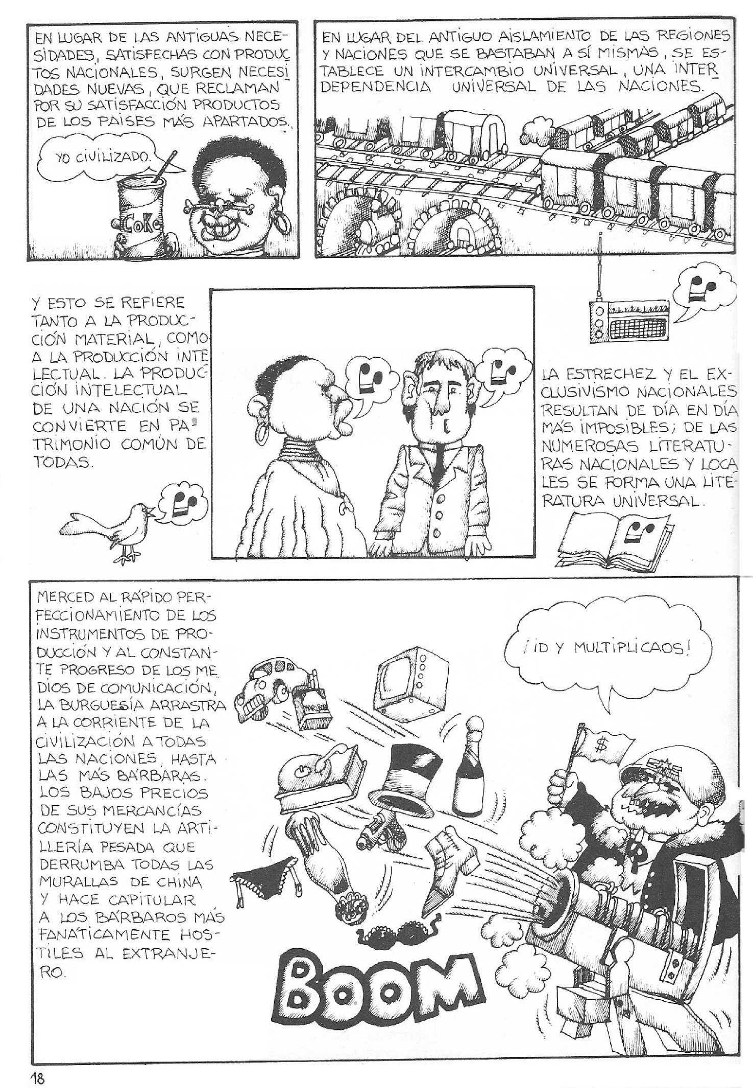 K. Marx & F. Engels