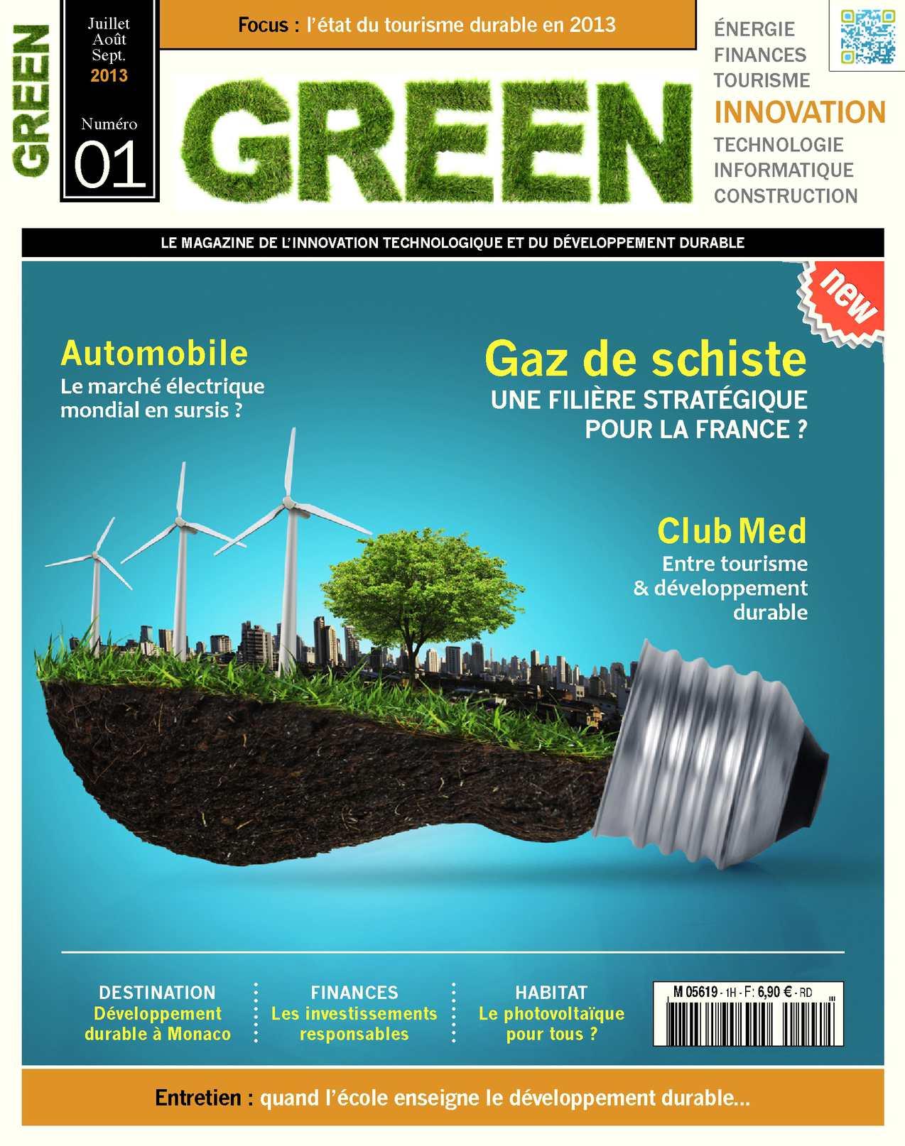 Green Innovation #01